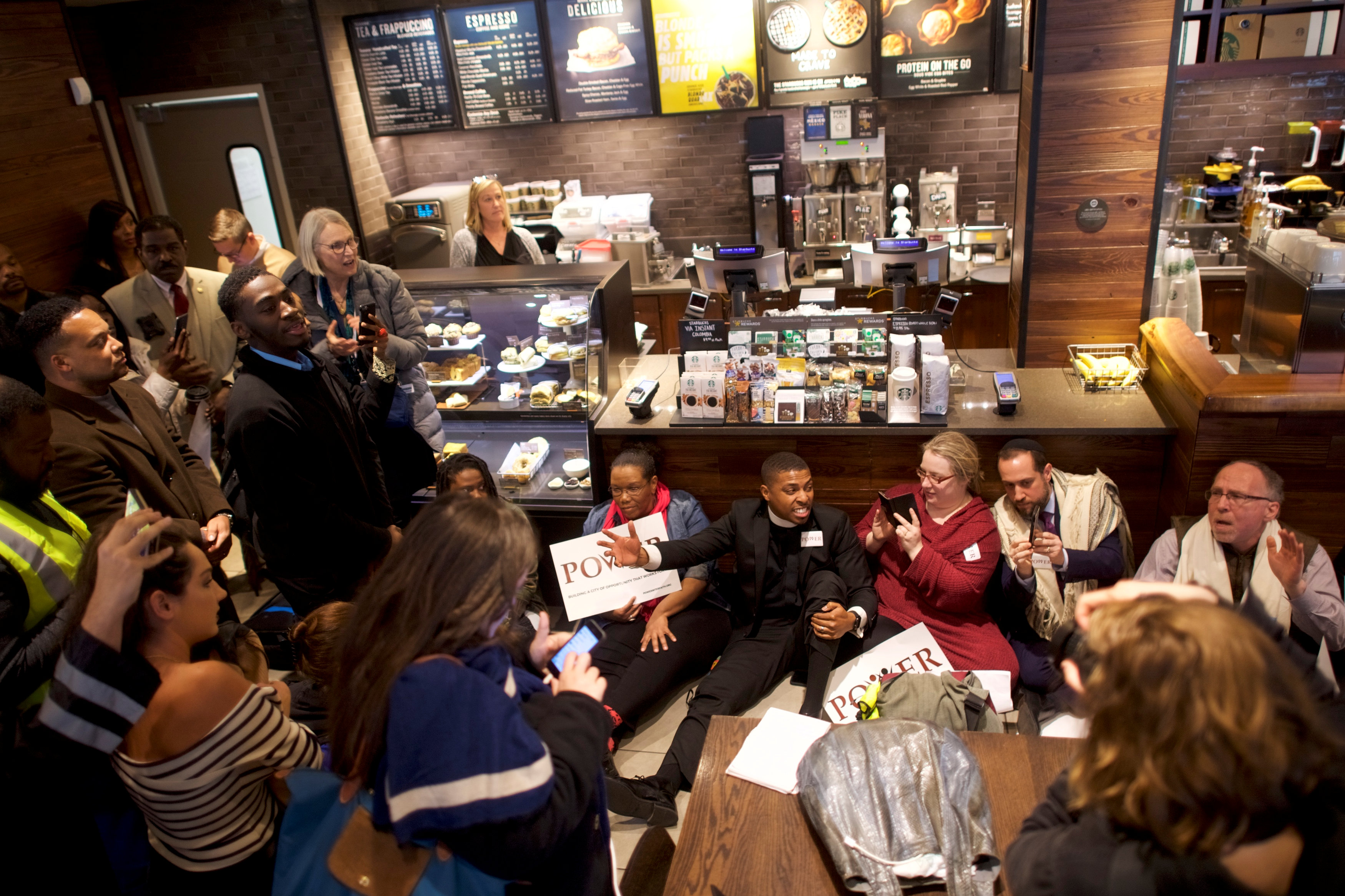 Starbucks to close 8,000 stores for racial-bias education on