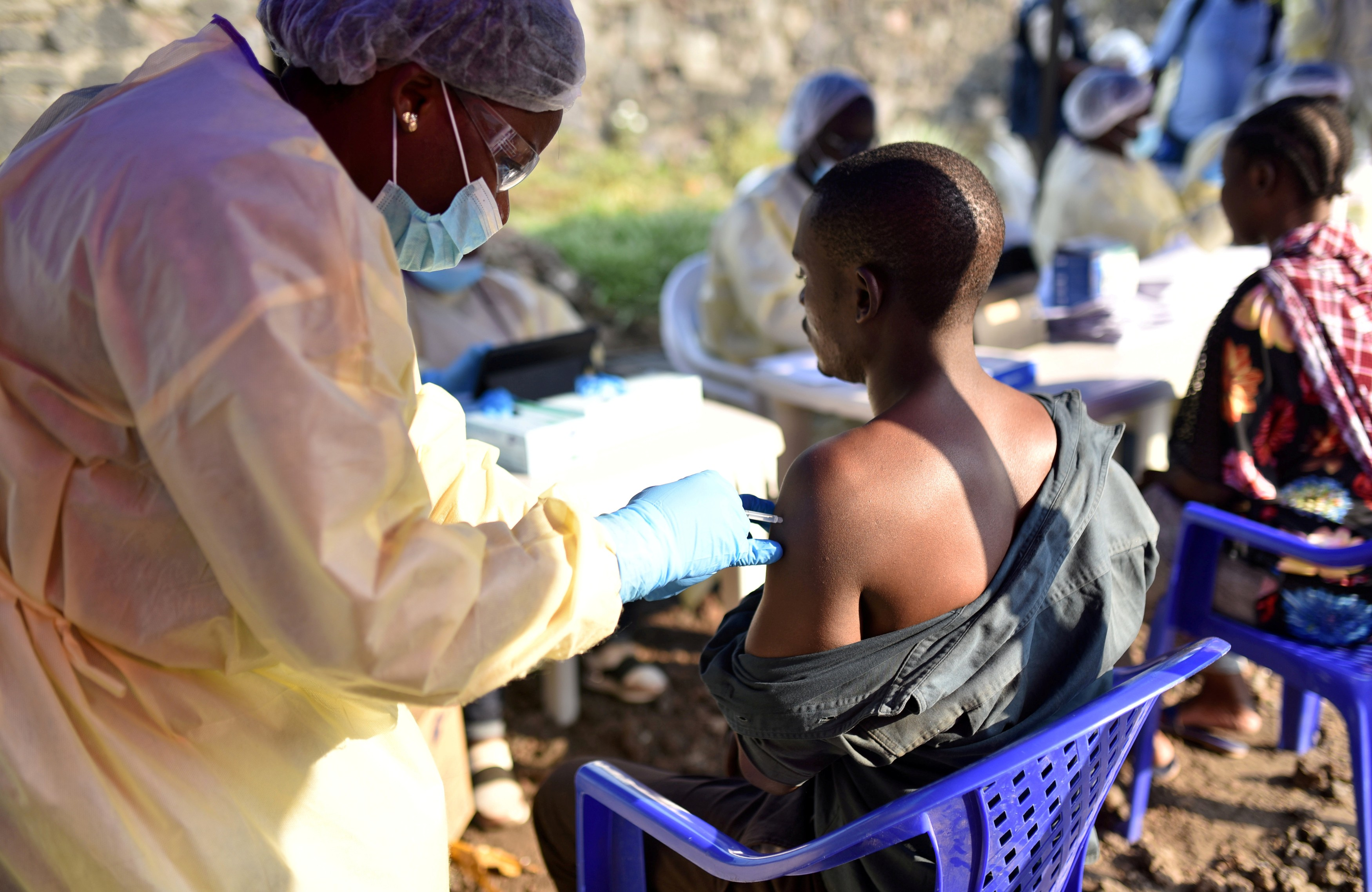 International Body Confirms It Our >> Who Declares Ebola In Congo To Be Emergency Of International