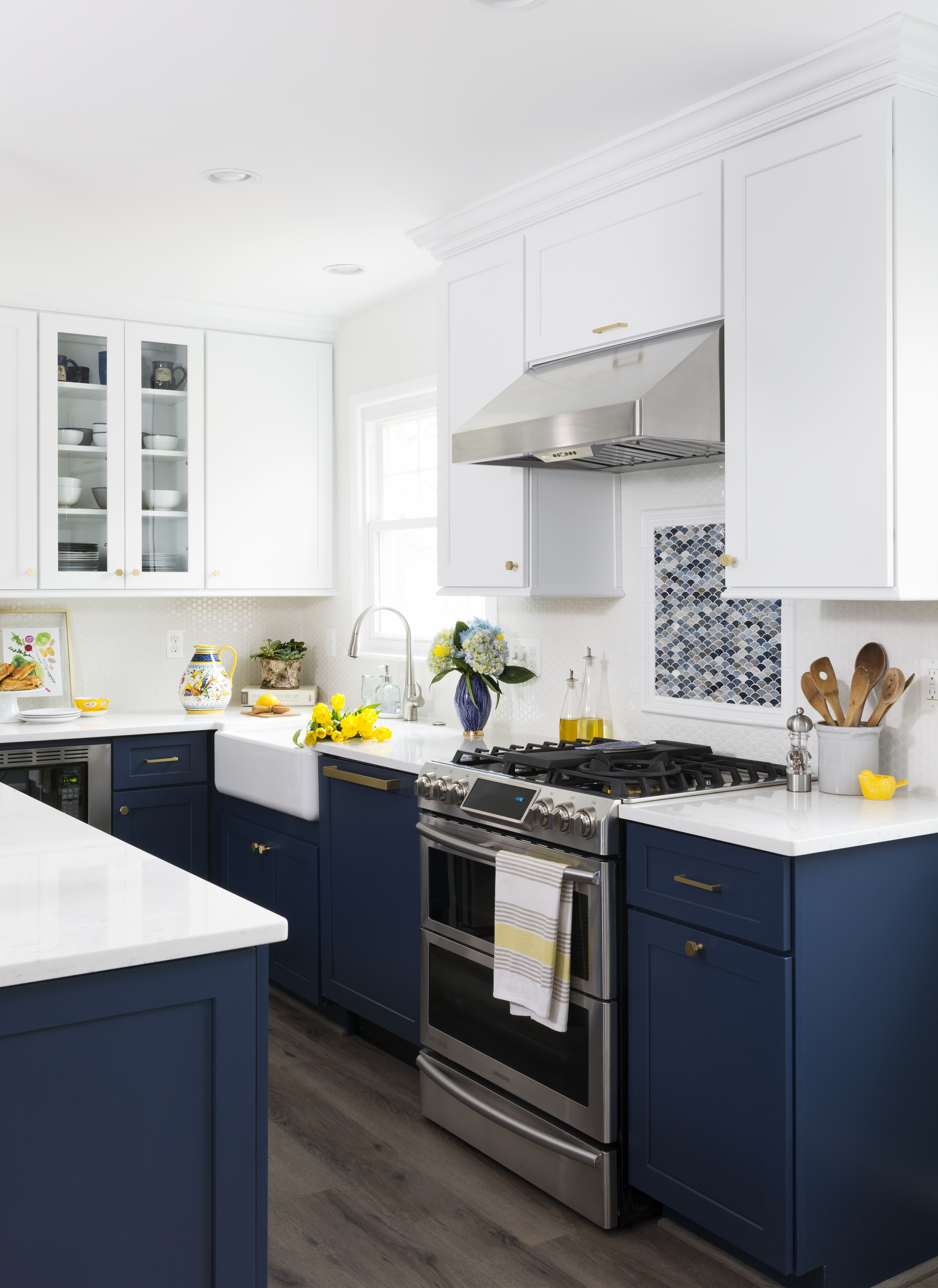 10 Kitchen Trends For 2019 Put Away The Clutter Pull Out The Color The Washington Post