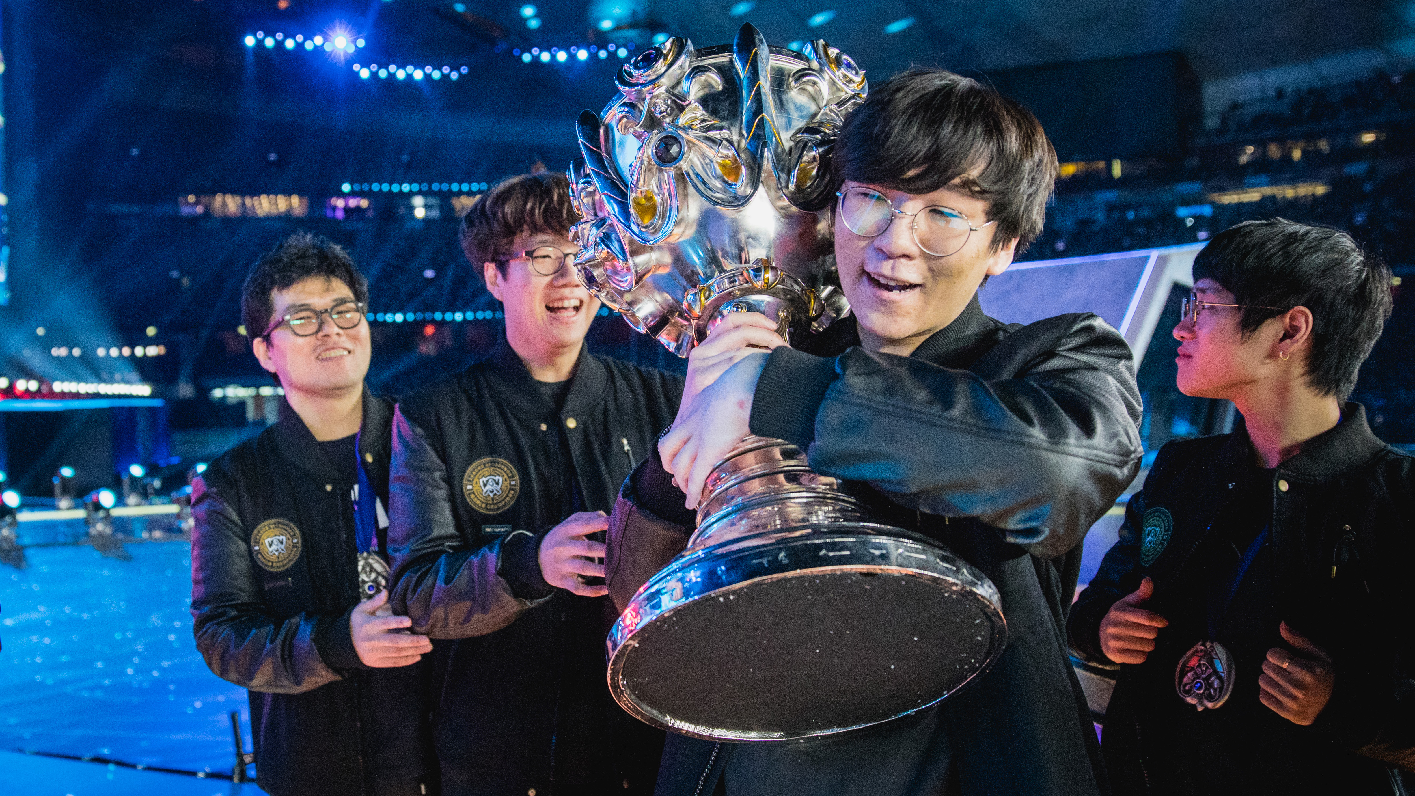 The Origins Of The League Of Legends World Championship