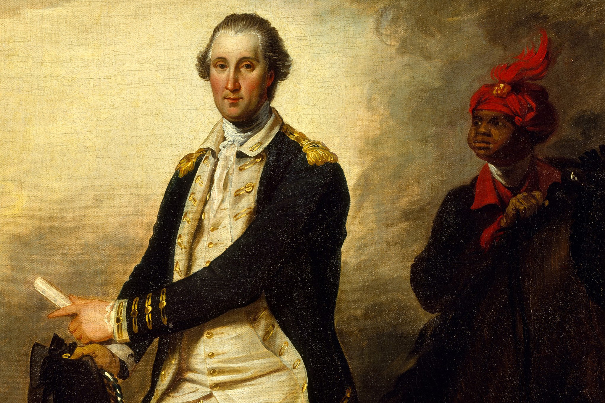 Opinion George And Martha Washington Enslaved 300 People Let S Start With Their Names The Washington Post