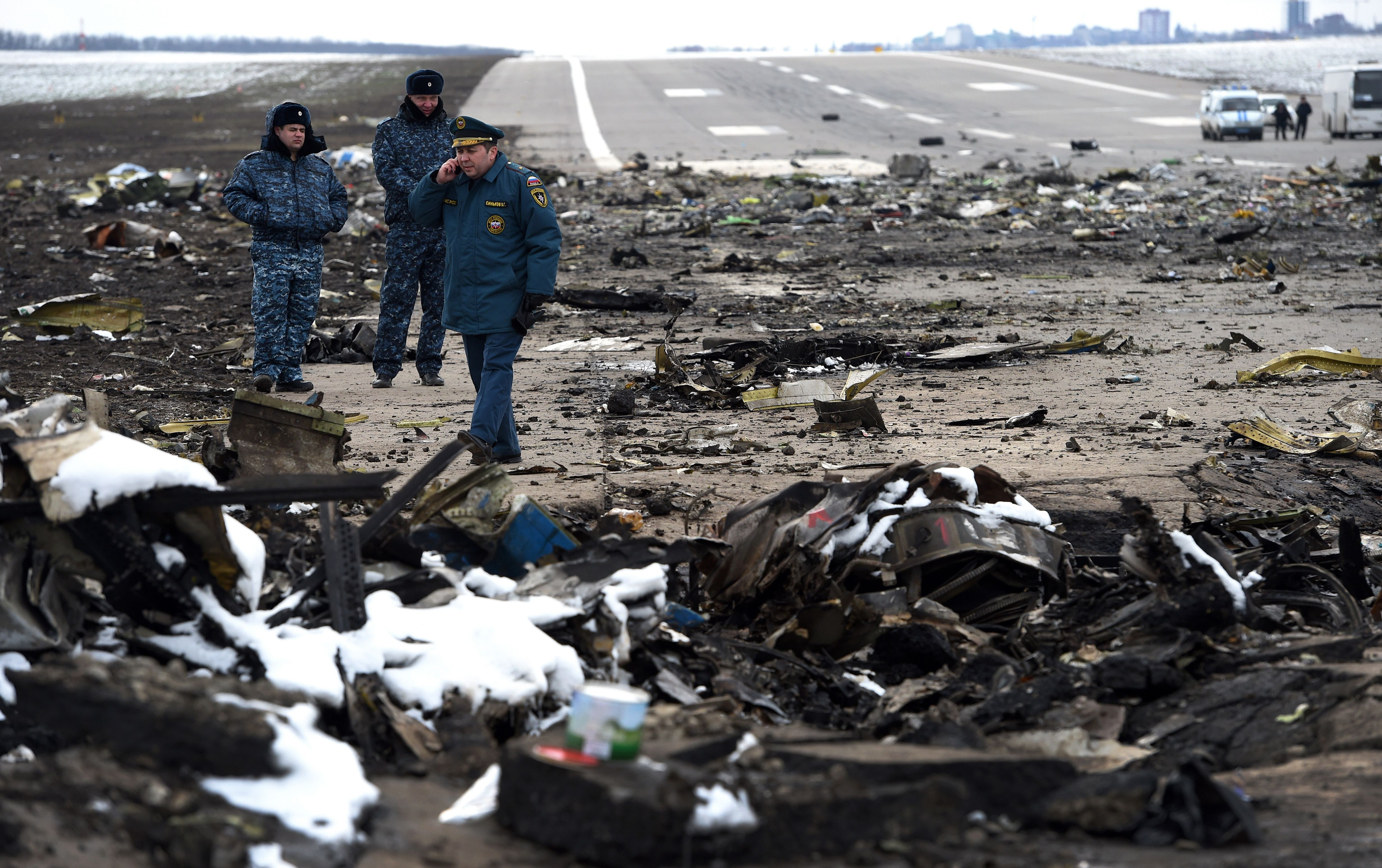 After Ethiopian Air disaster, a look at where plane crashes most