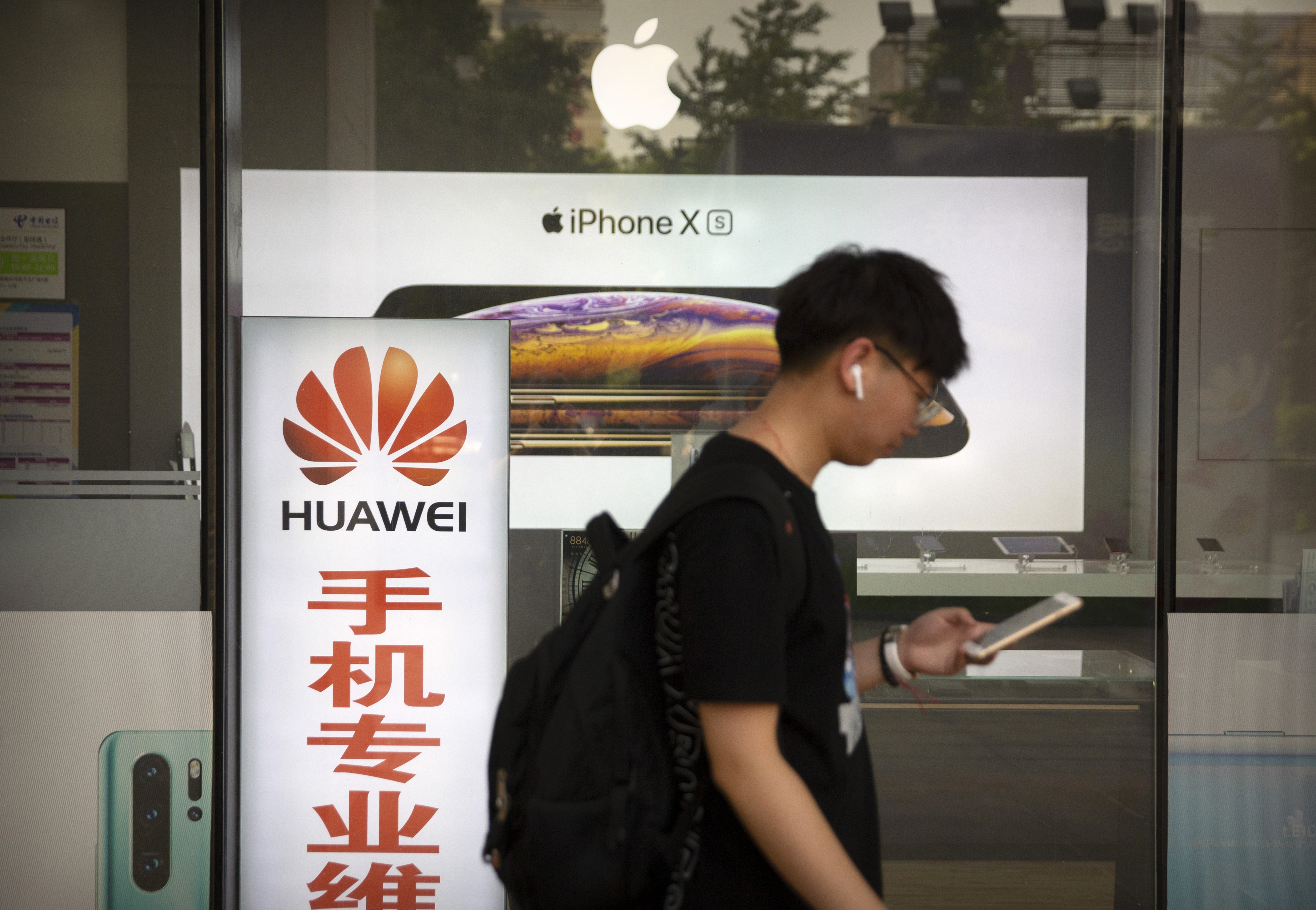 Huawei ban may spur China to develop items in now buys in the West