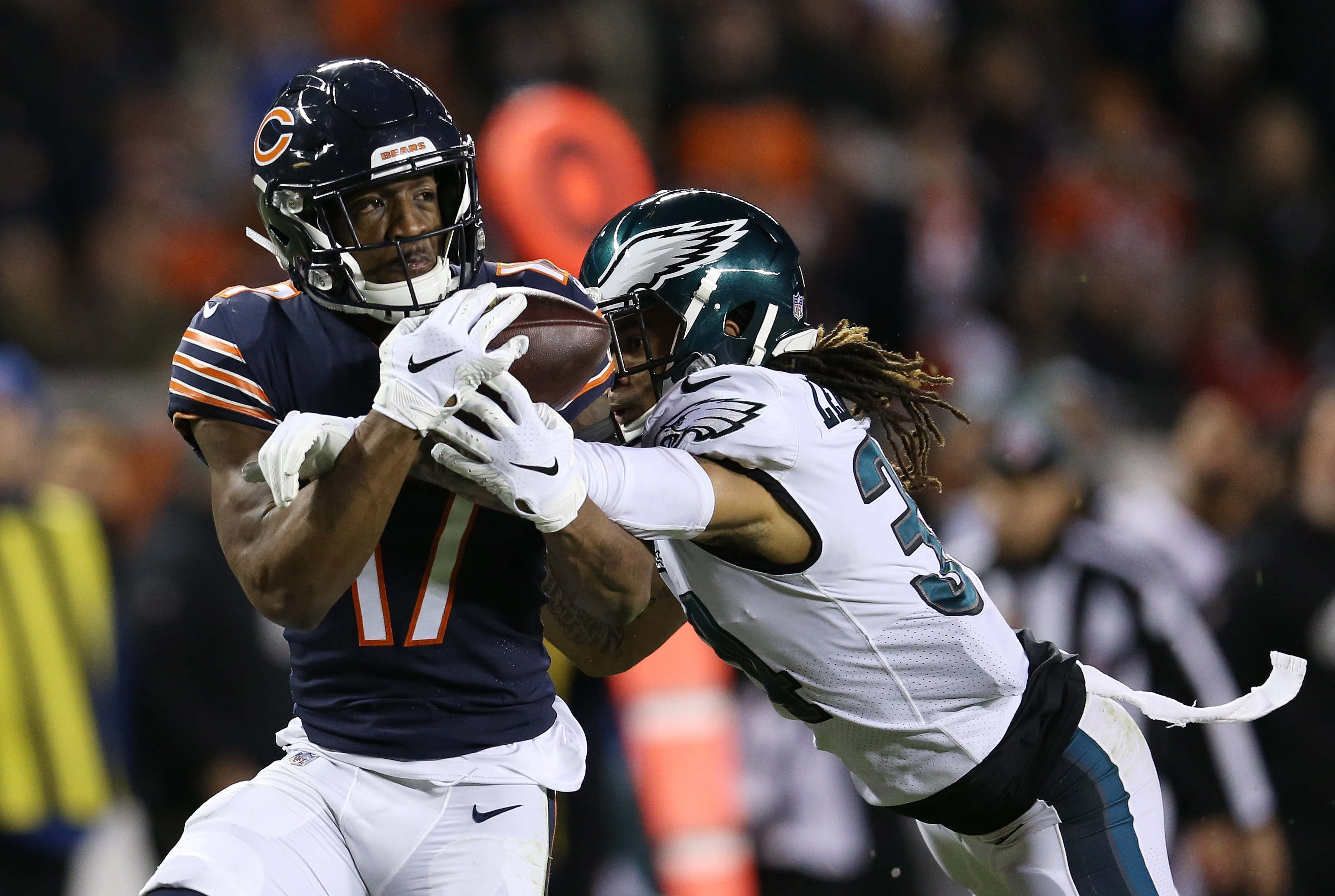 Image result for Anthony miller catch vs the eagles