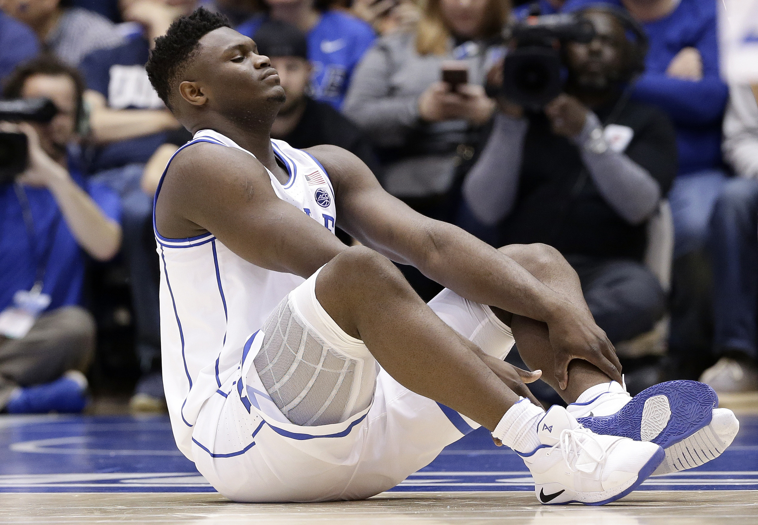 Zion Williamson injury makes clear: The NCAA has turned