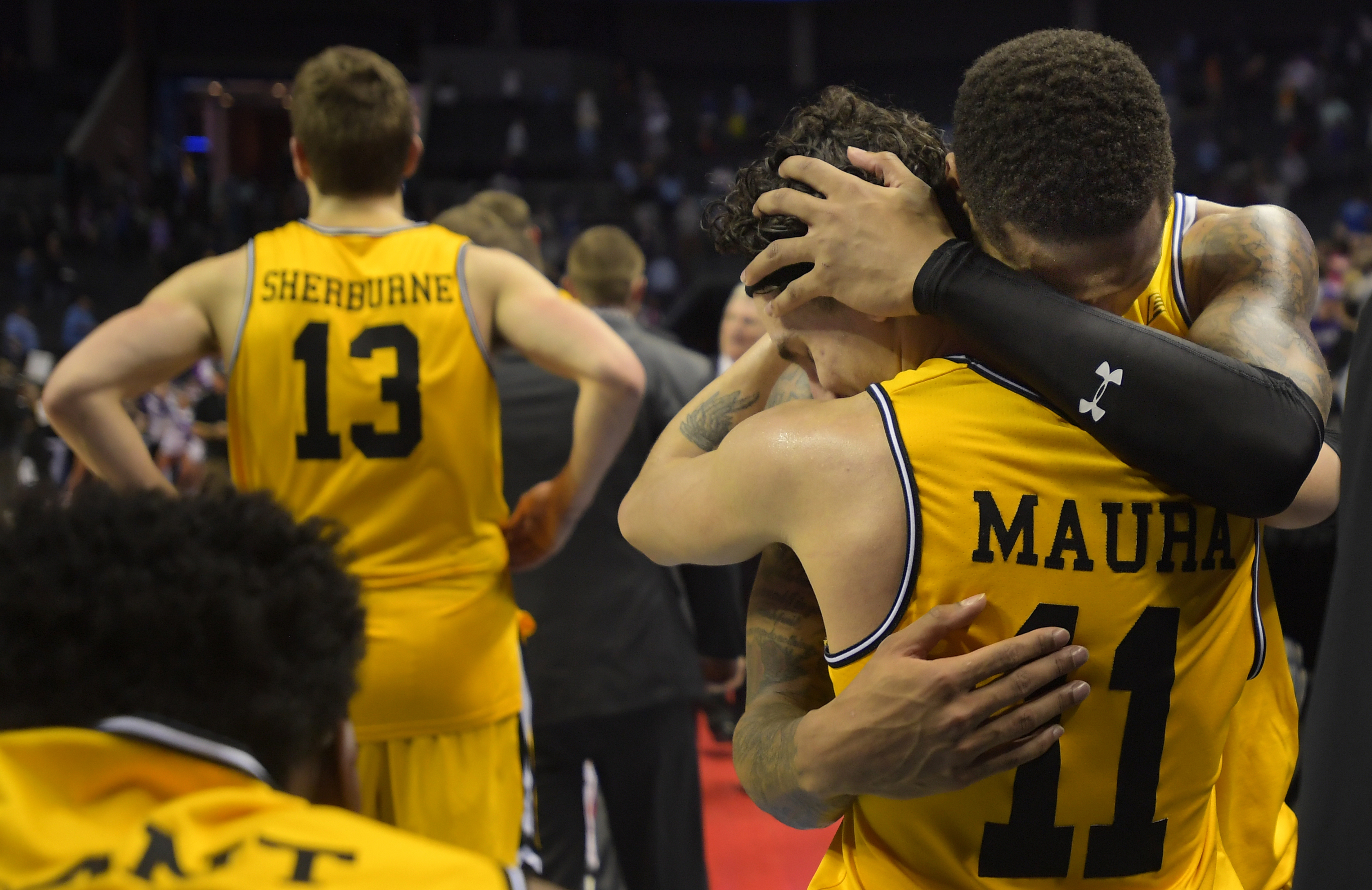 cheap for discount 2e879 2f81f NCAA tournament: UMBC's Cinderella story ends with second ...
