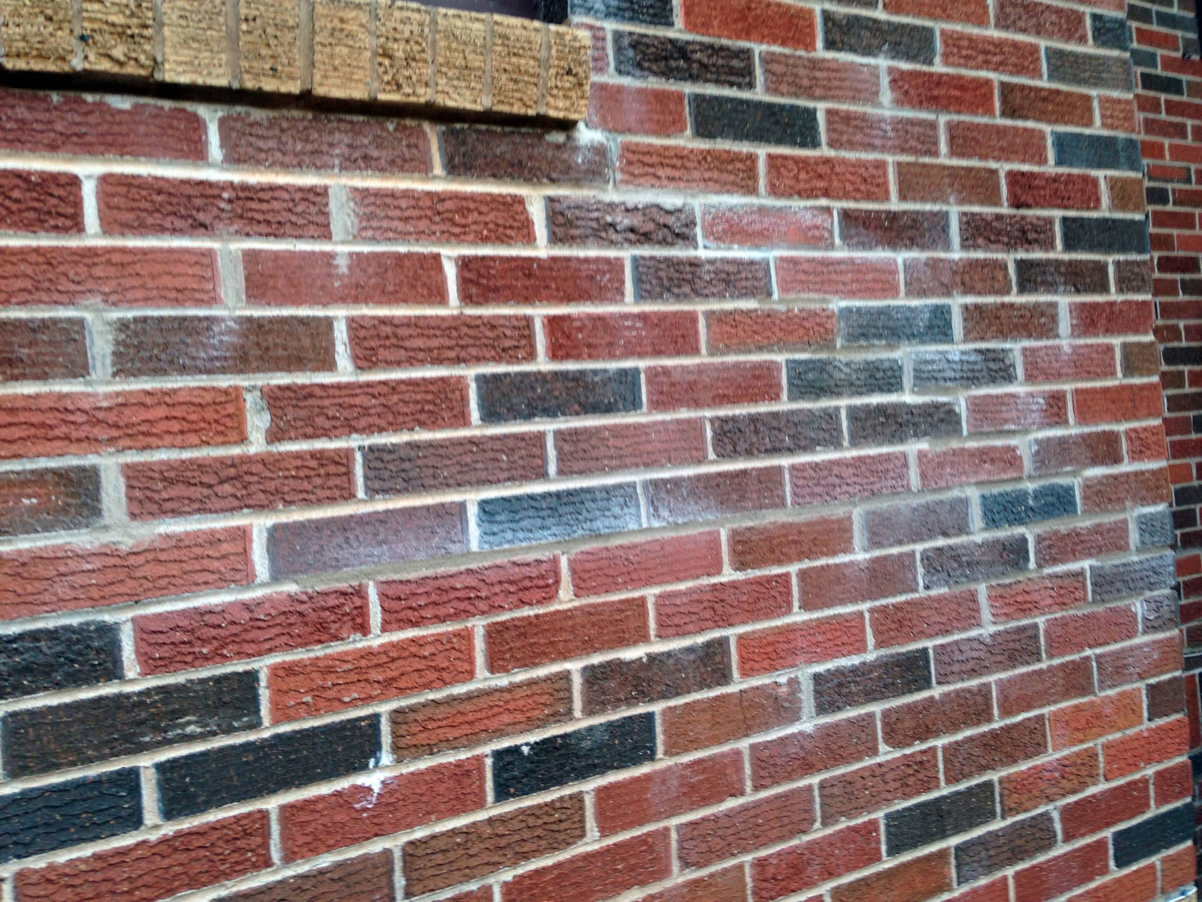 How To Clean Up Mortar Stains On Brick The Washington Post