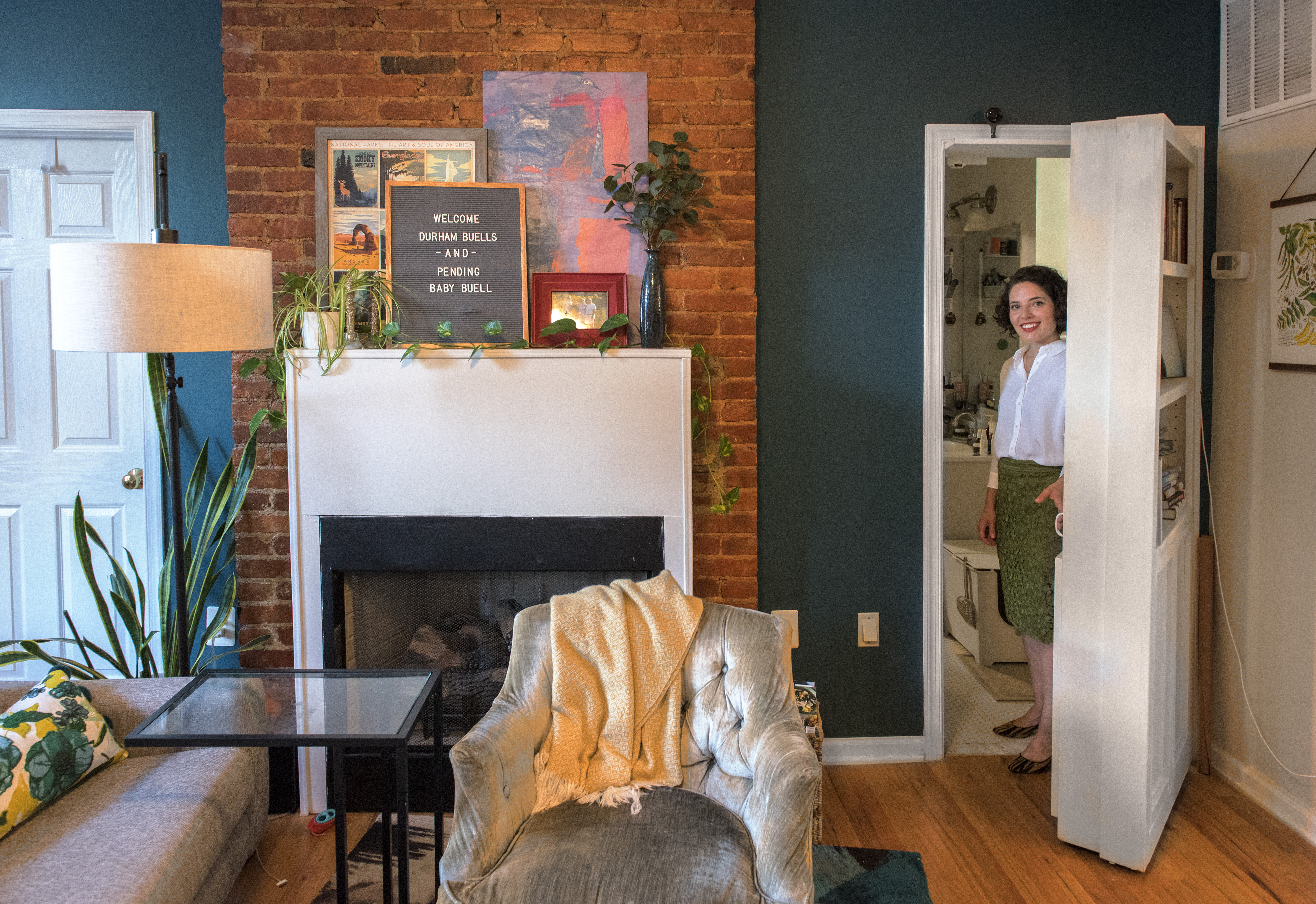 Concealed doorways are the latest trend in home design. - The ...
