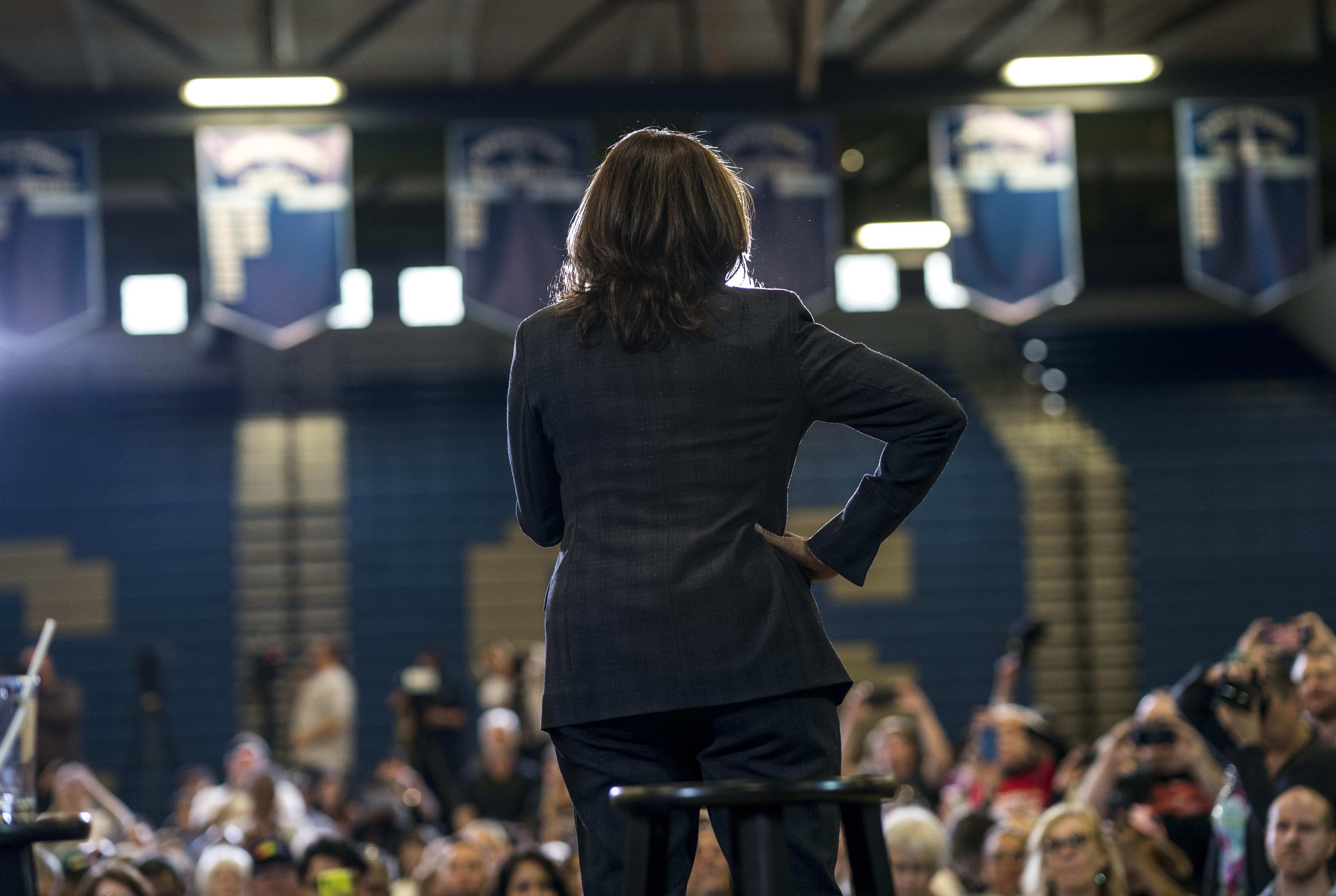 Female presidential candidates have to overcome the sexism — of other women