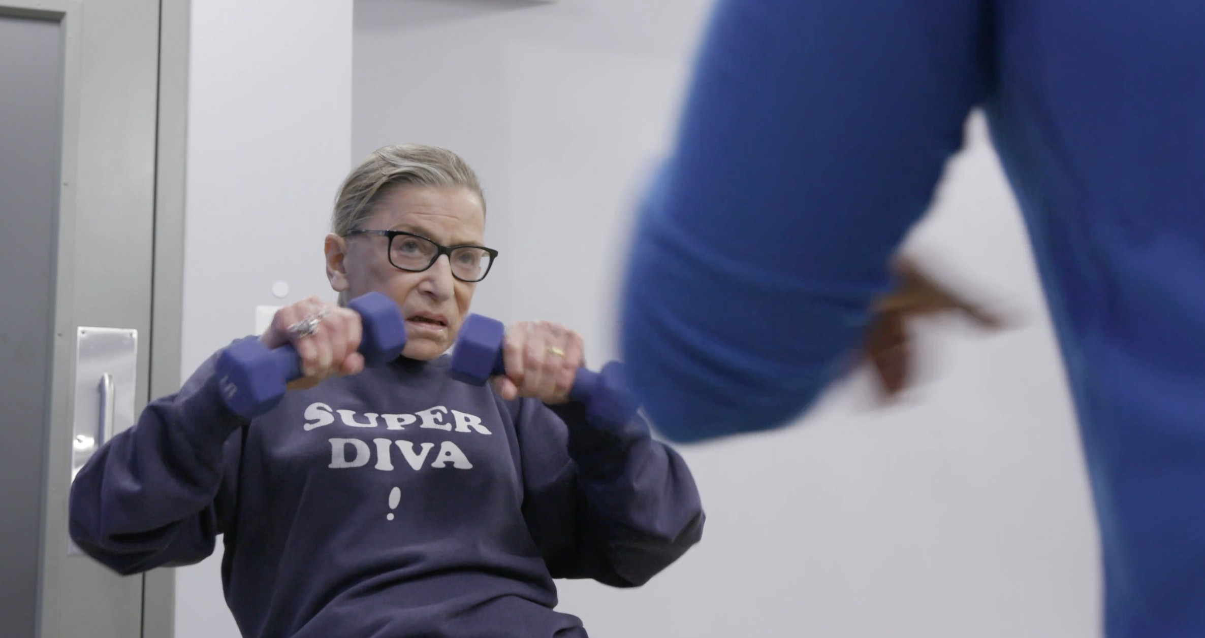 The New Film Rbg Reveals How Ruth Bader Ginsburg Became A Meme And Why That S So Surprising The Washington Post