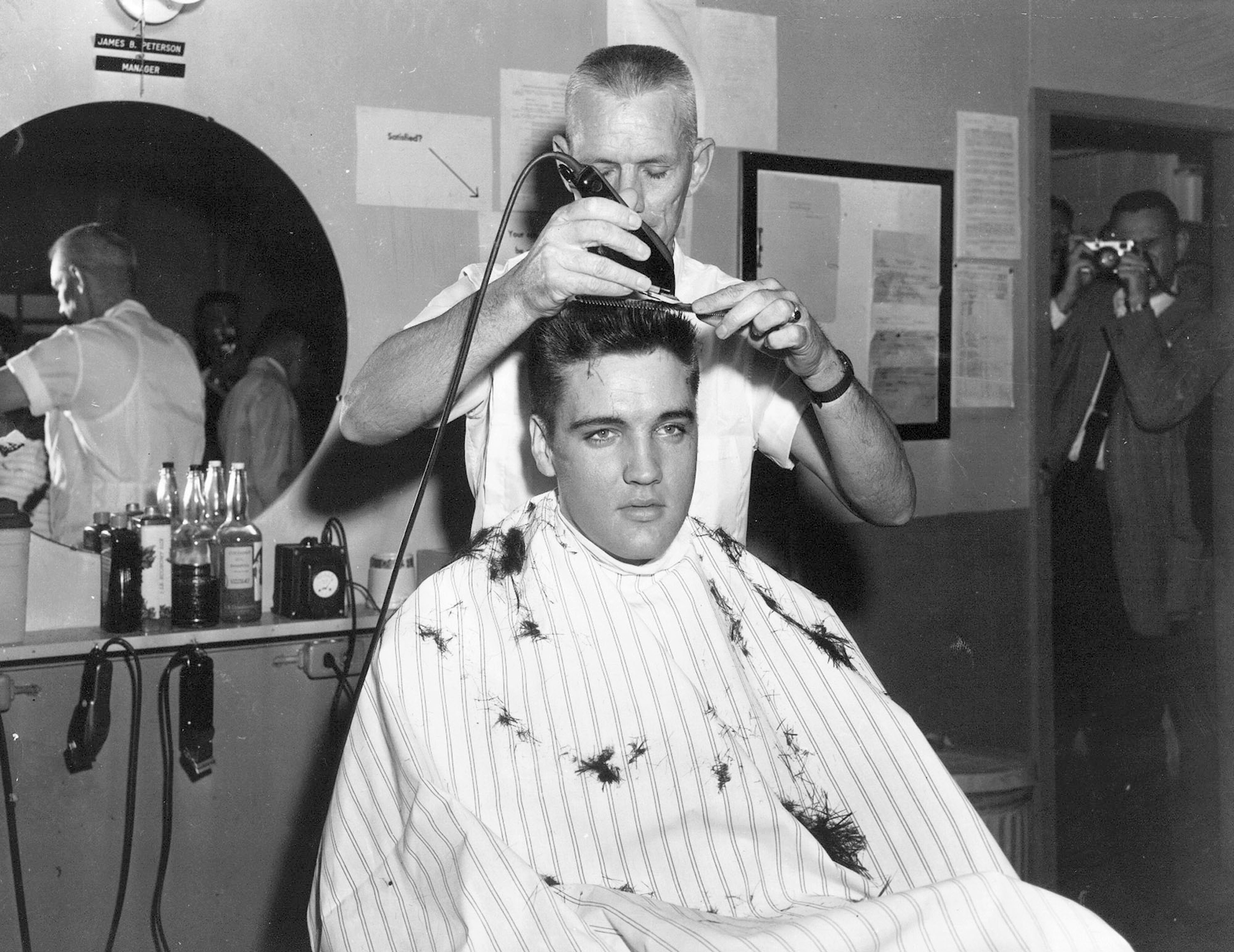 Sixty years ago, Elvis Presley was drafted into the Army. He was never the same. - The Washington Post