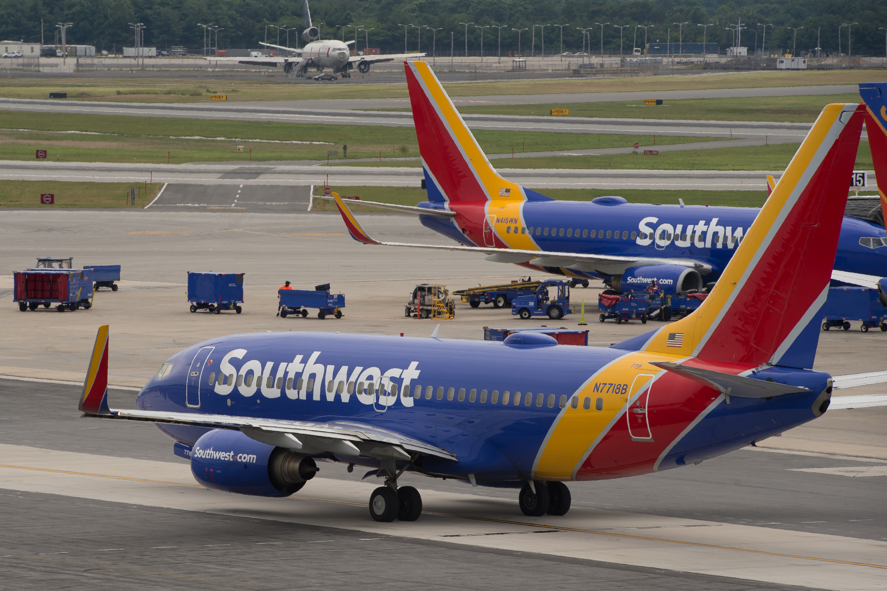 5-year-old Abcde Redford was mocked by a Southwest Airlines