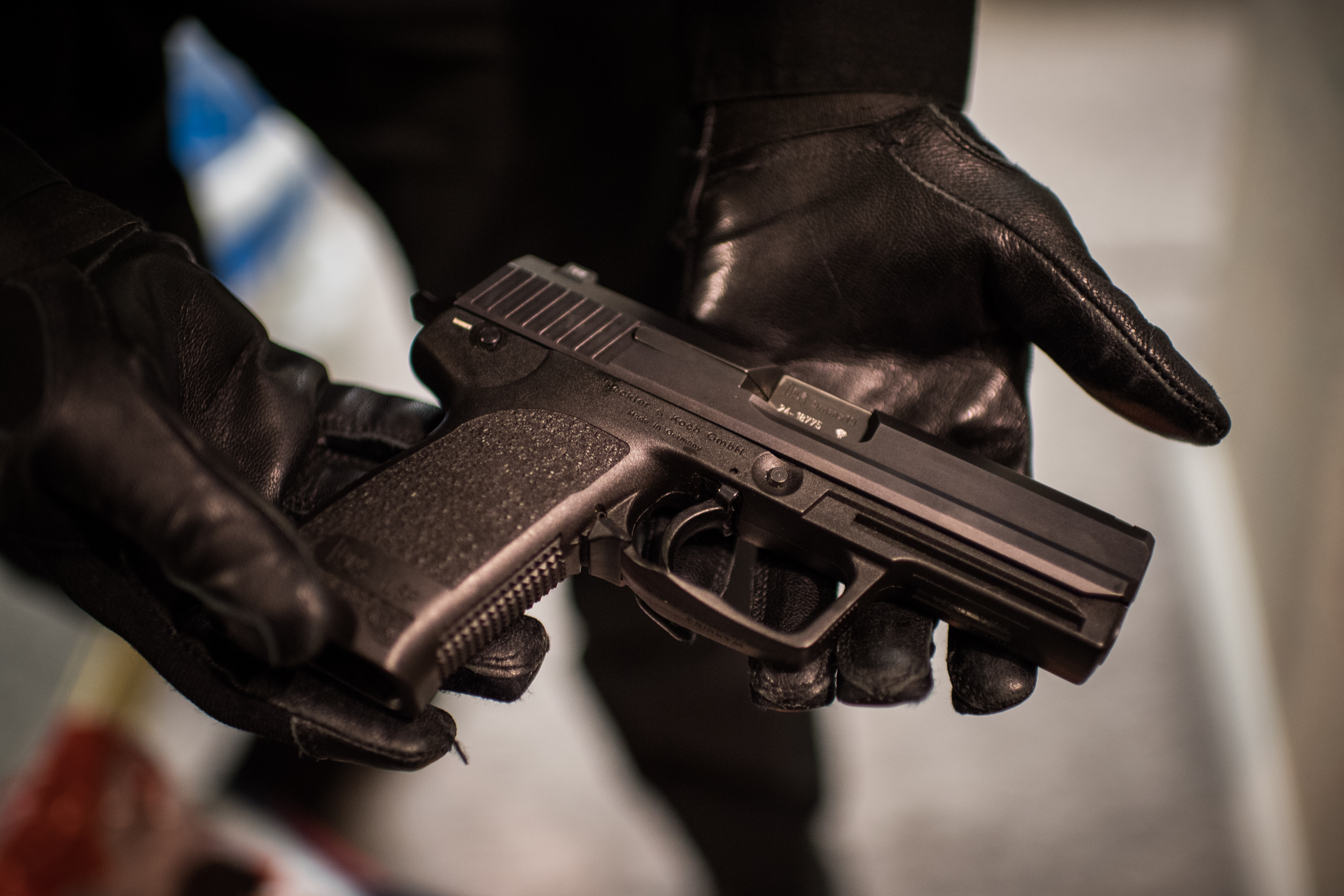 California agents are on the hunt for targeted guns - The