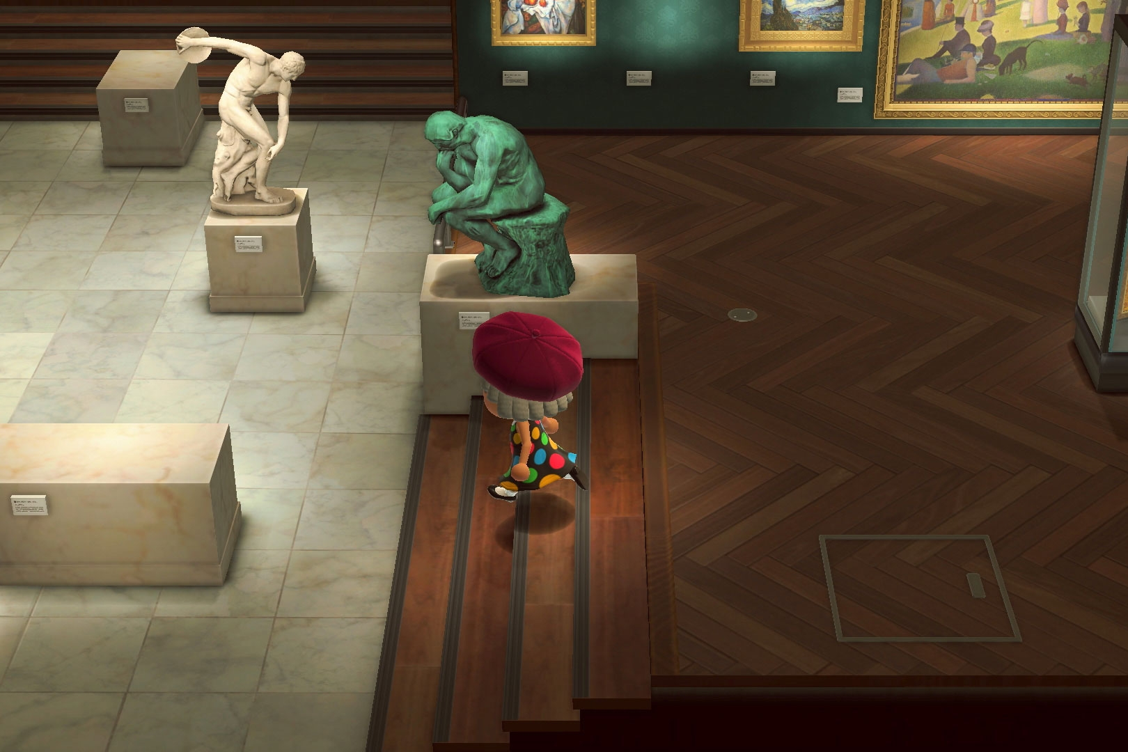 Animal Crossing New Horizons Update Offers New Visitors Museum