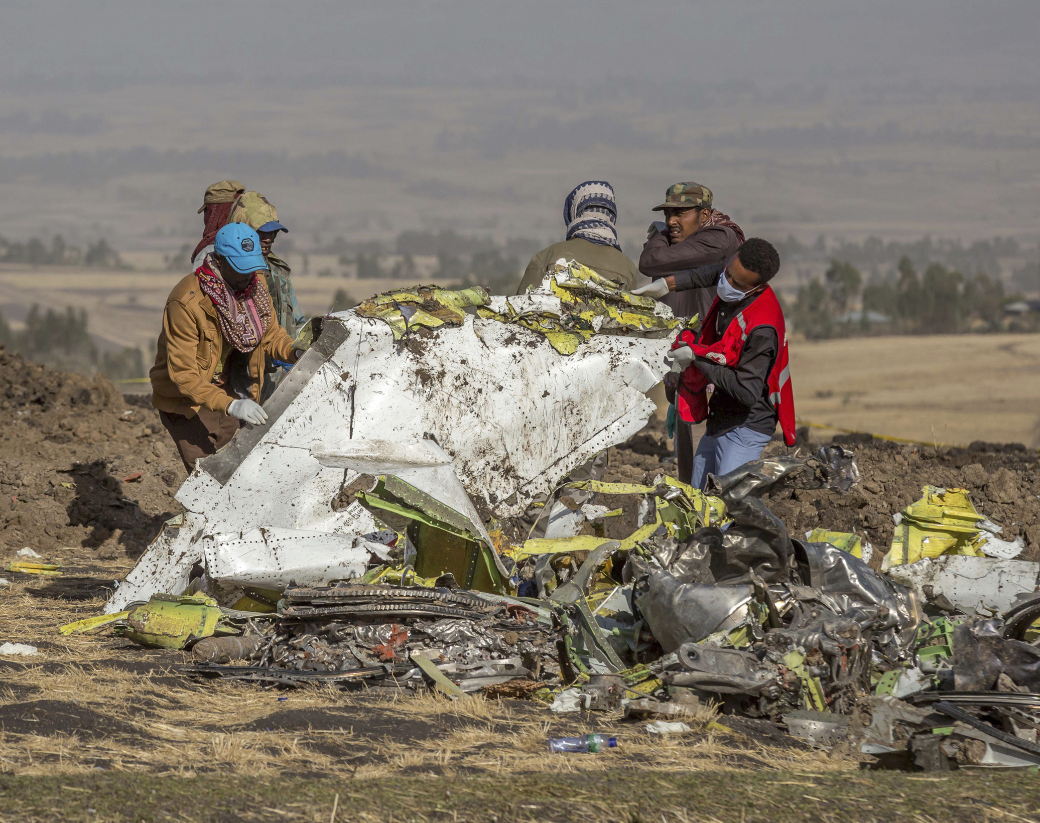 He missed the Ethiopian Airlines crash that killed 157 - The