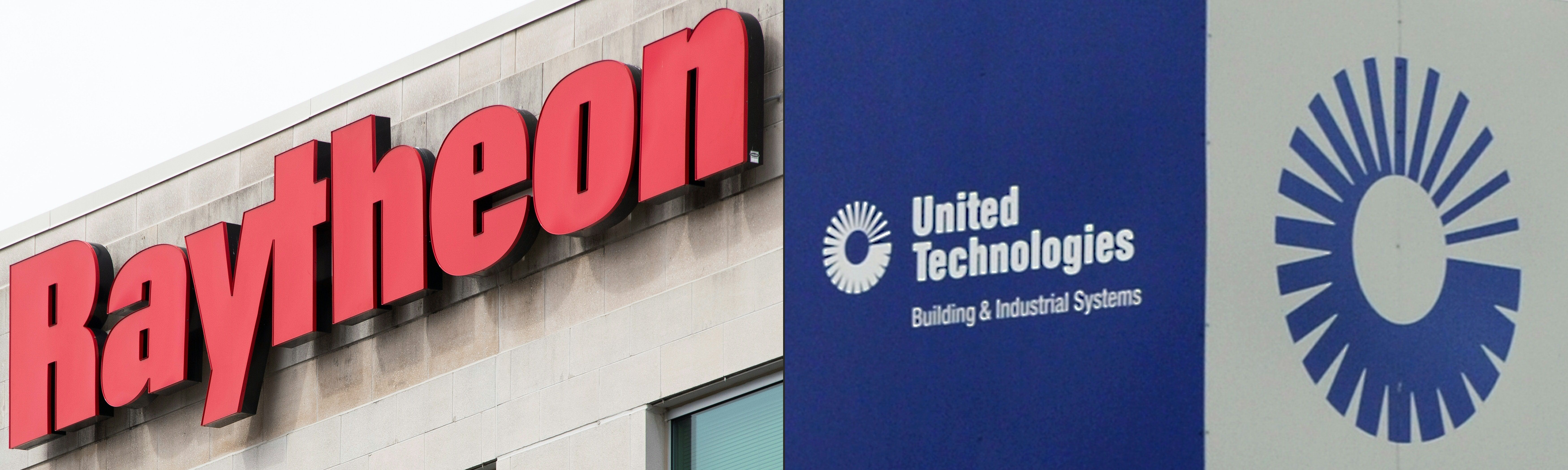 Raytheon to merge with United Technologies, creating a military