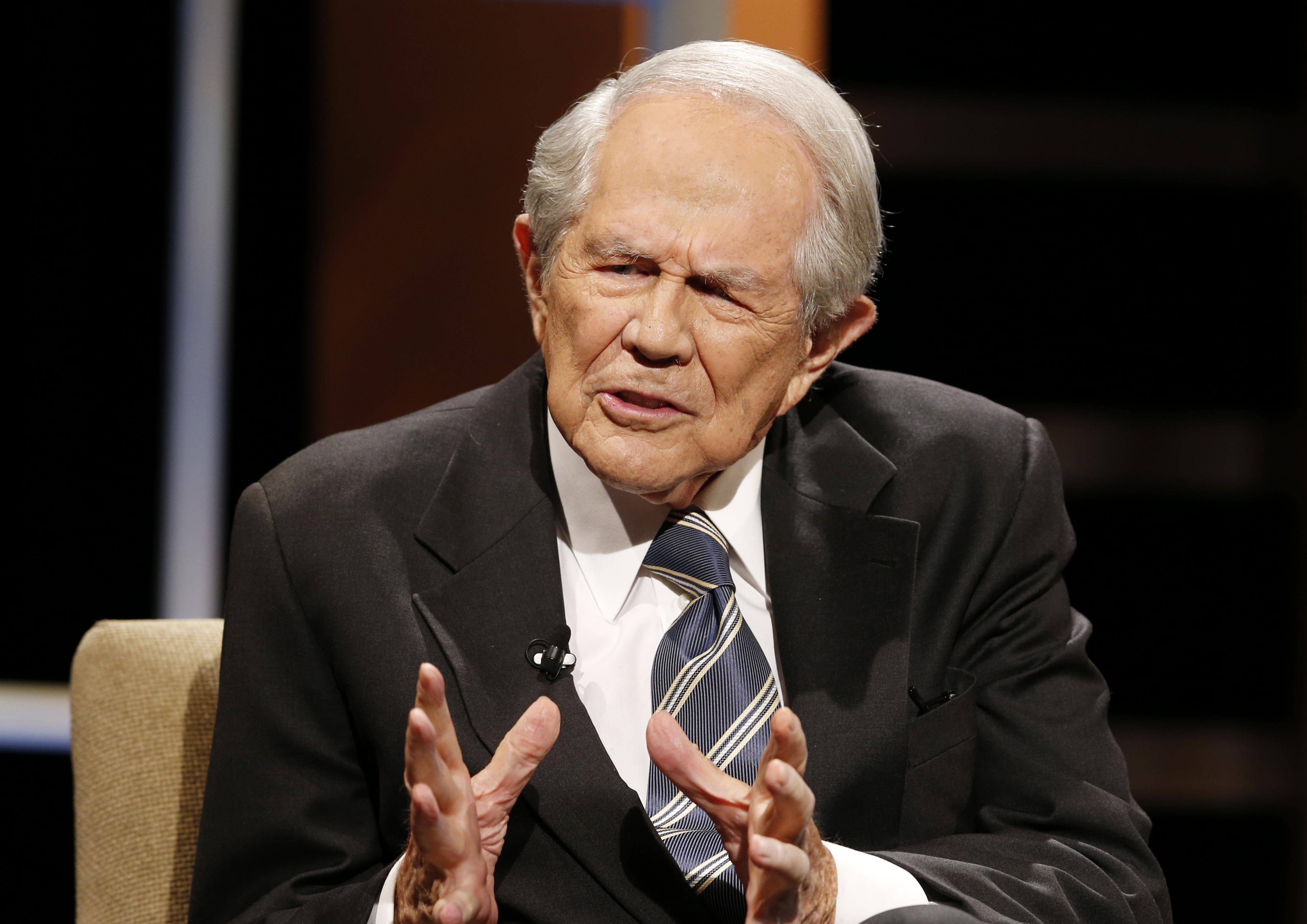 Televangelist Pat Robertson: Alabama's abortion ban is 'extreme' and has 'gone too far'