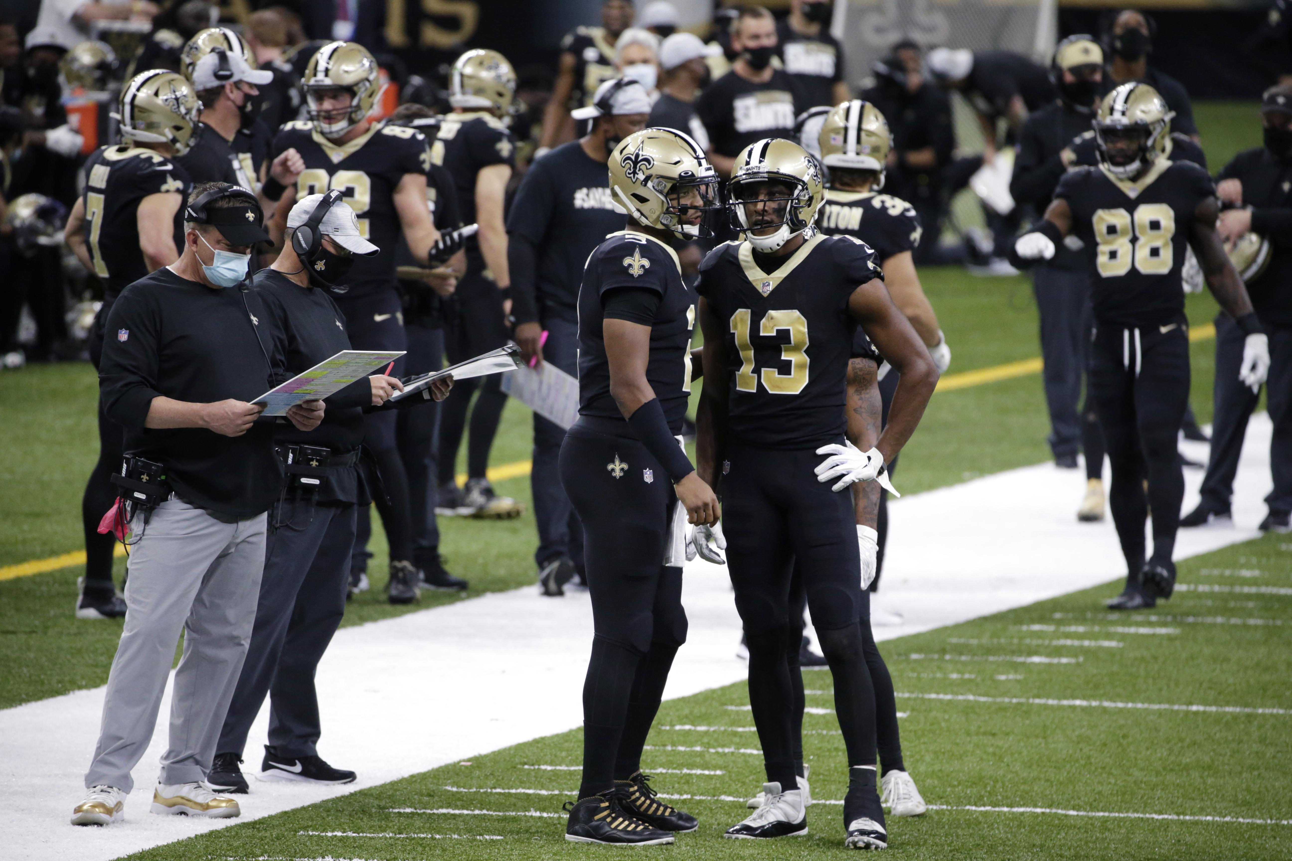 Saints Fined 500 000 Lose Seventh Round Draft Pick For Coronavirus Protocol Violations The Washington Post