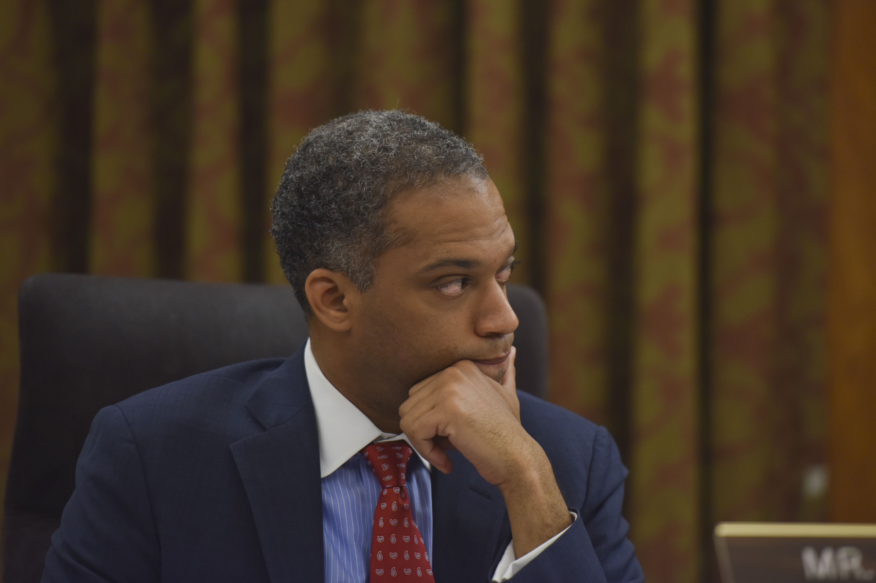 D.C. Council member Brandon Todd reprimanded for improper use of emails -  The Washington Post