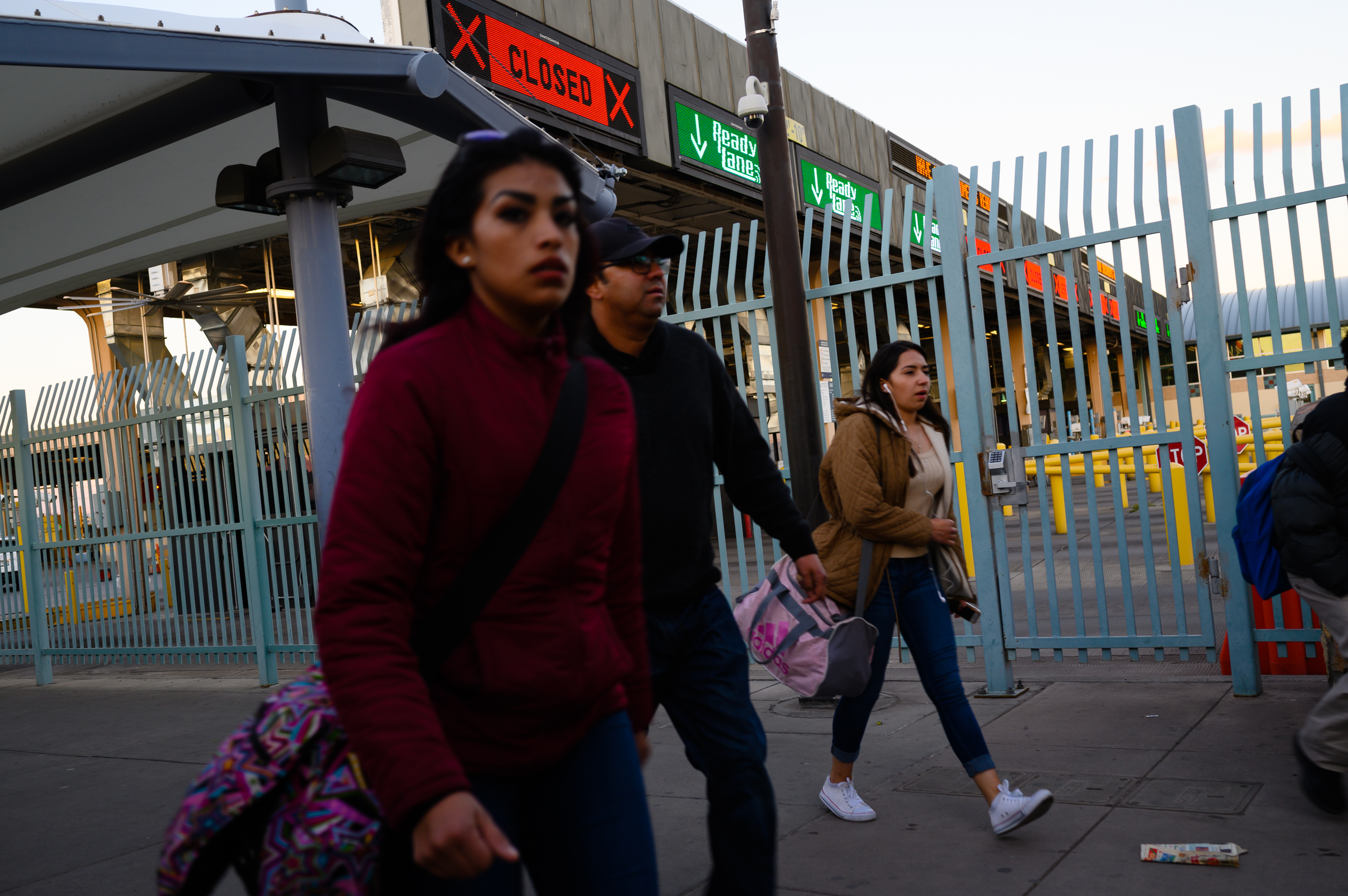 Trump to spotlight El Paso as proof that walls lower crime