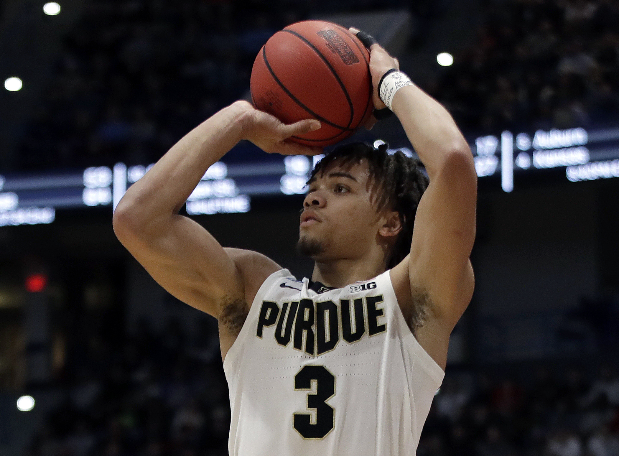 With Carsen Edwards Purdue Always Has A Shot Lots Of Them In Fact