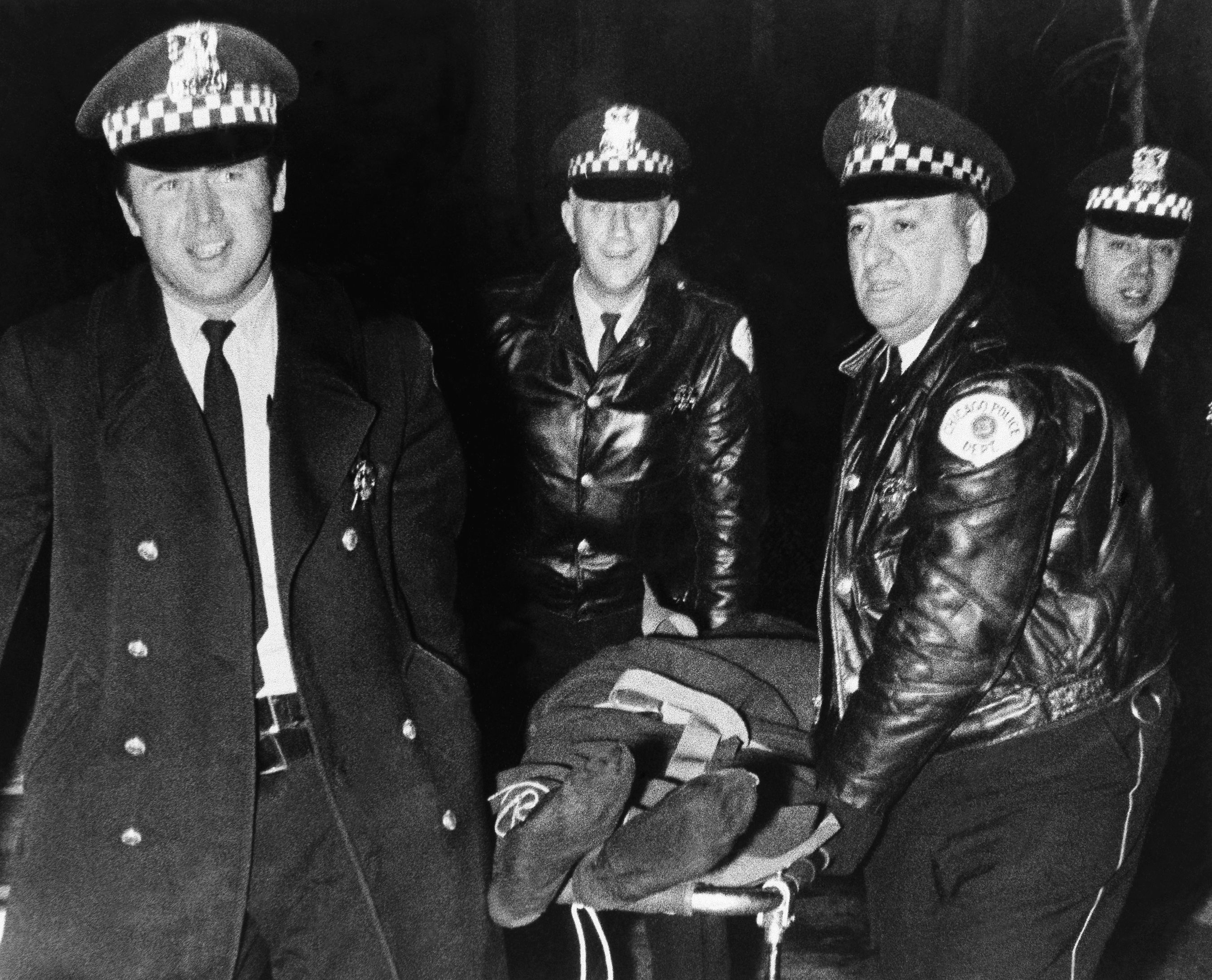 The Chicago Police Raid That Killed Black Panthers Fred Hampton And Mark Clark In 1969 The Washington Post