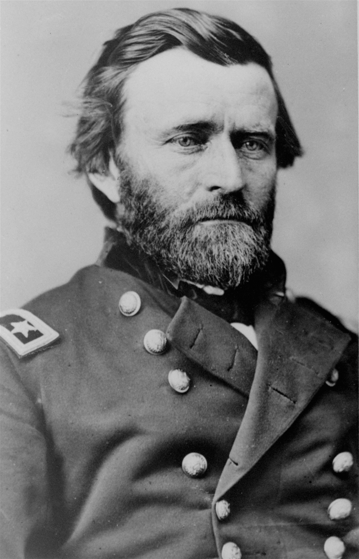 22. Ulysses S. Grant