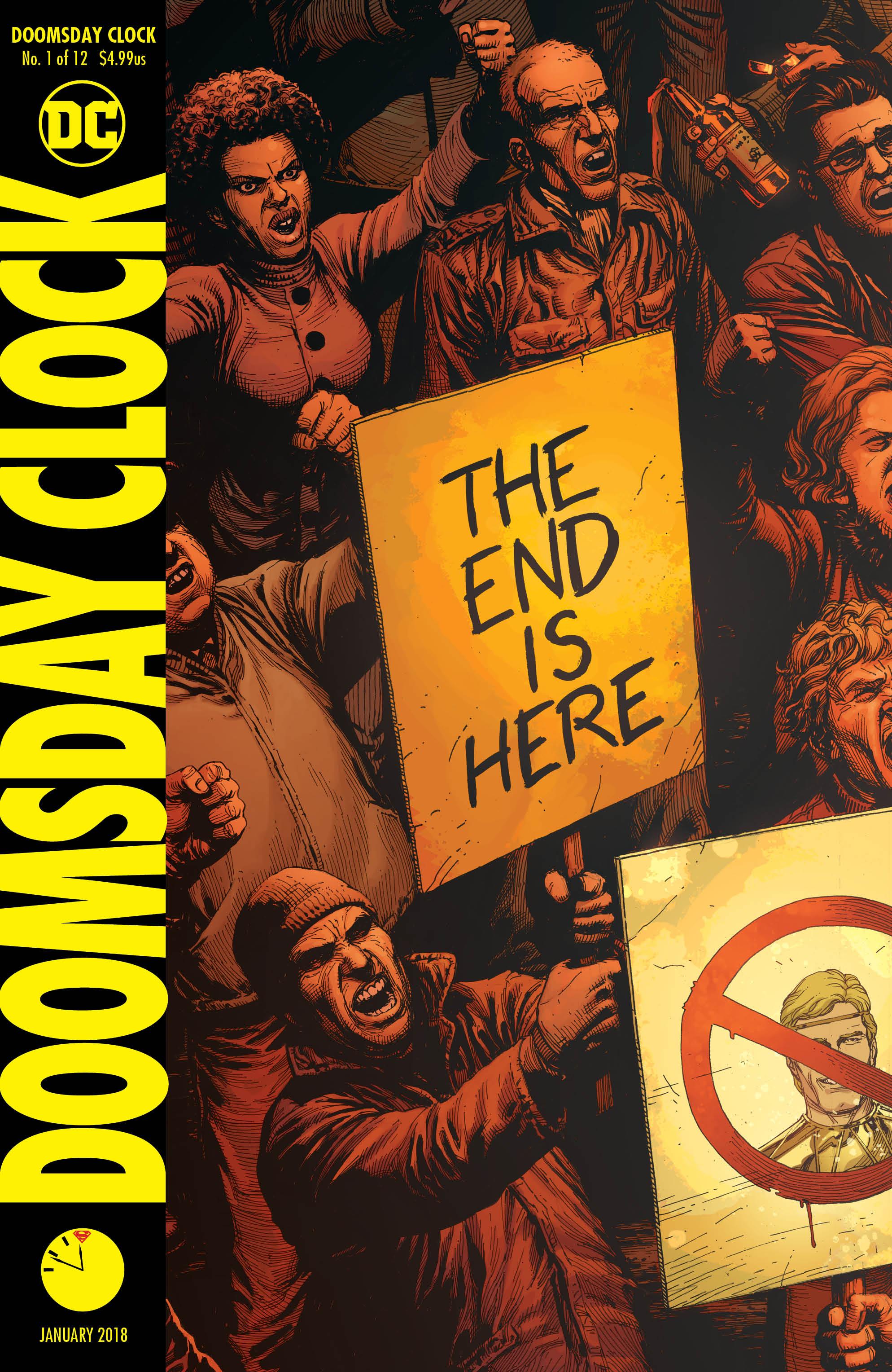 doomsday clock issue 12