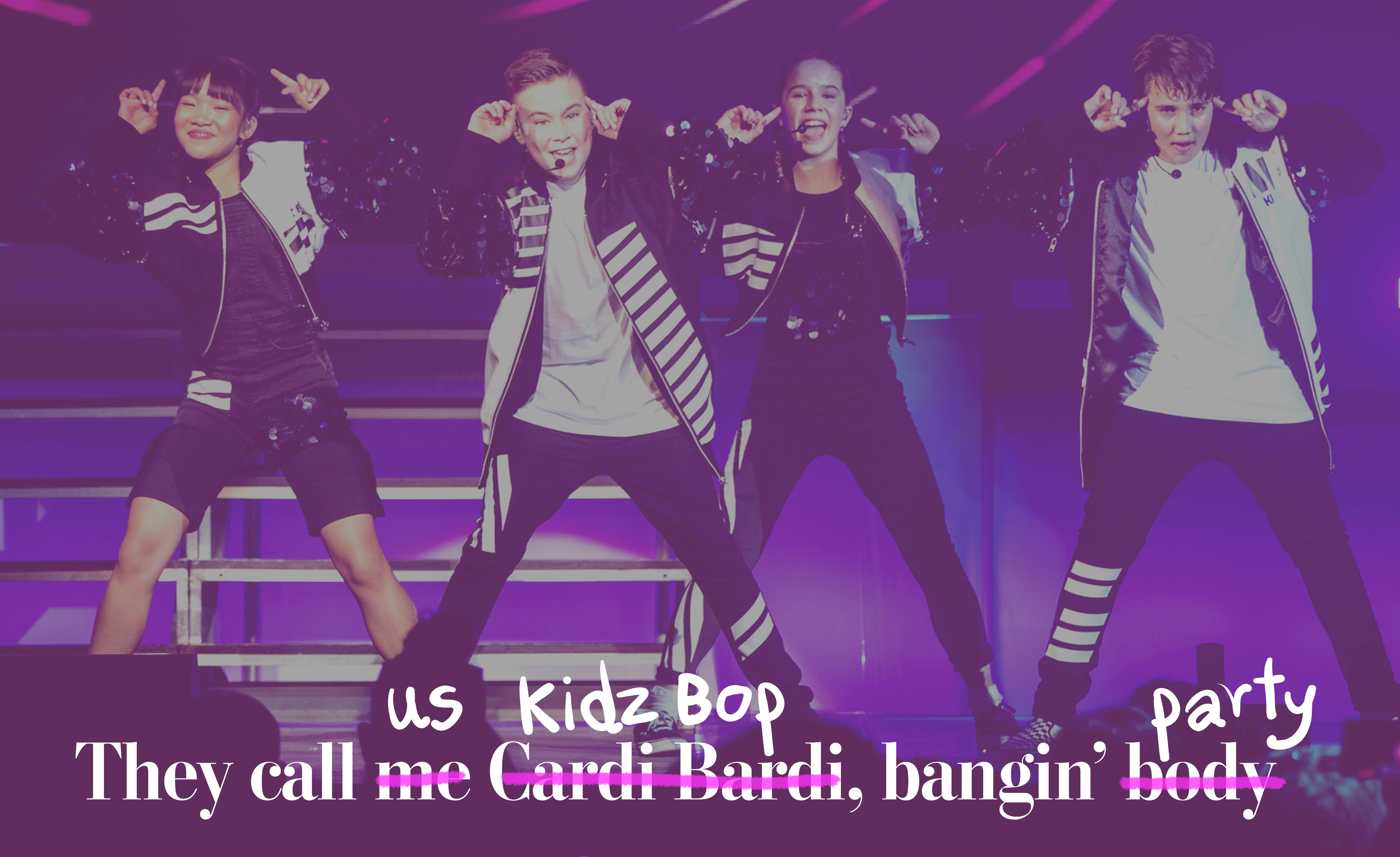Kidz Bop is the go-to of tot music  But do we really need to