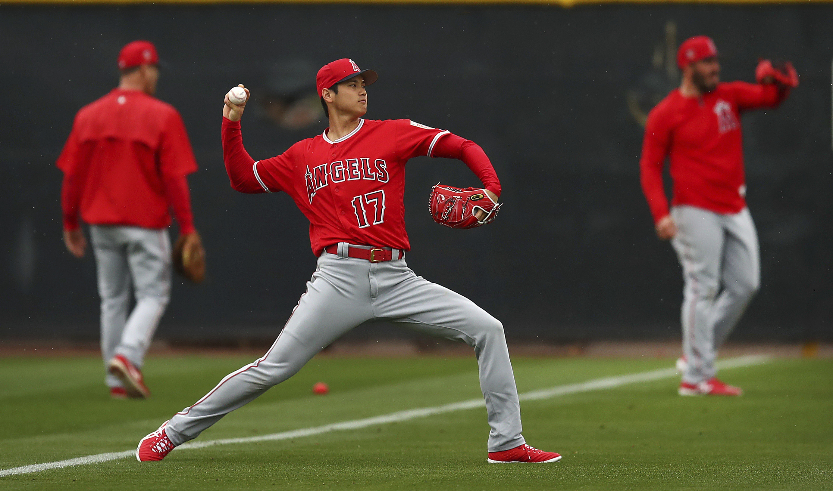 best service 44500 976a0 Two-way player Shohei Ohtani is a one-of-a-kind draw at ...