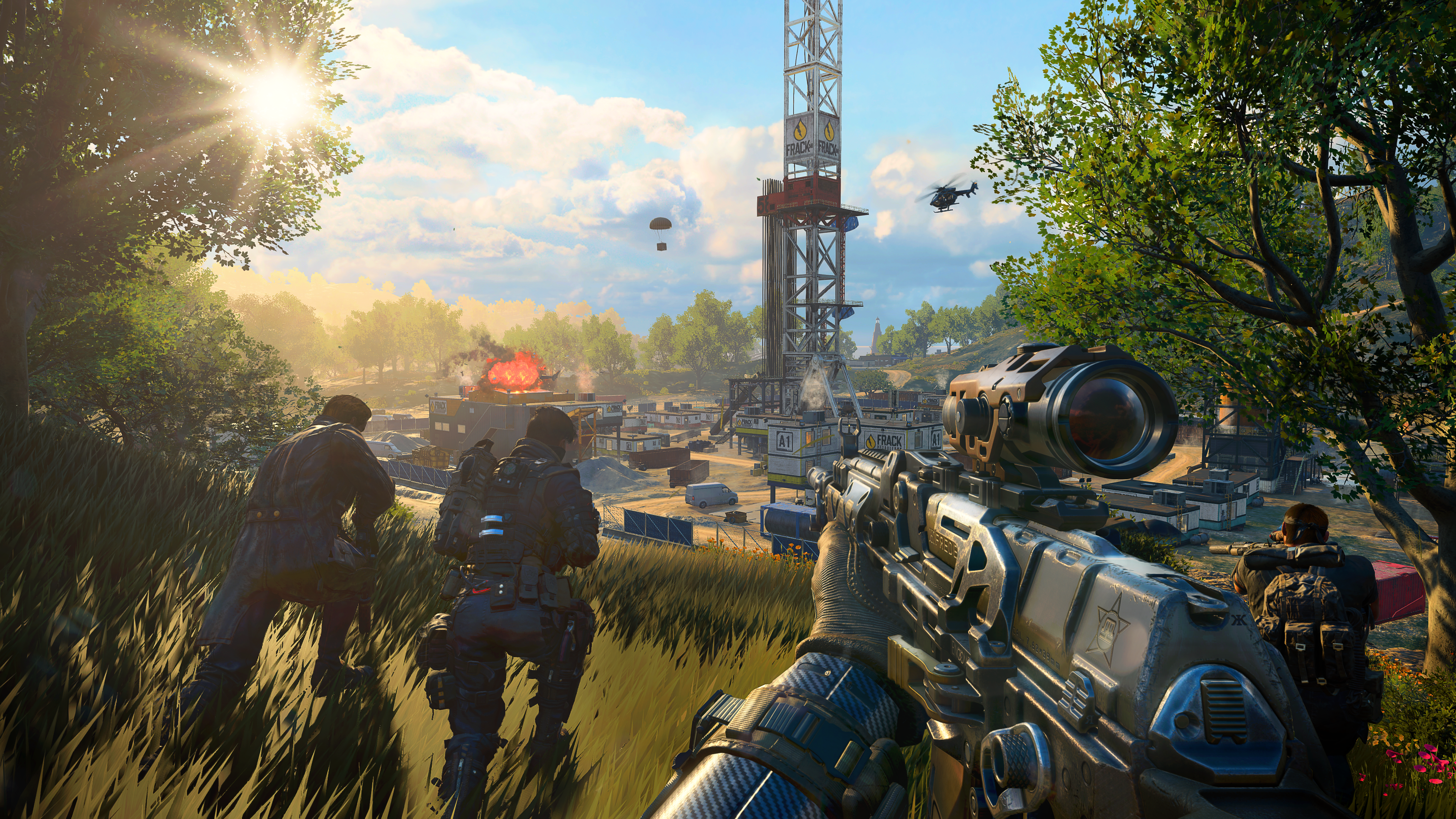 Black Ops 4 tips for multiplayer and Blackout from CWL pros
