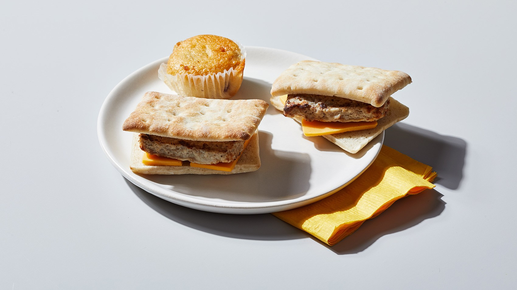 We hoped Lunchables' new Brunchables were an April Fools' joke. If only.