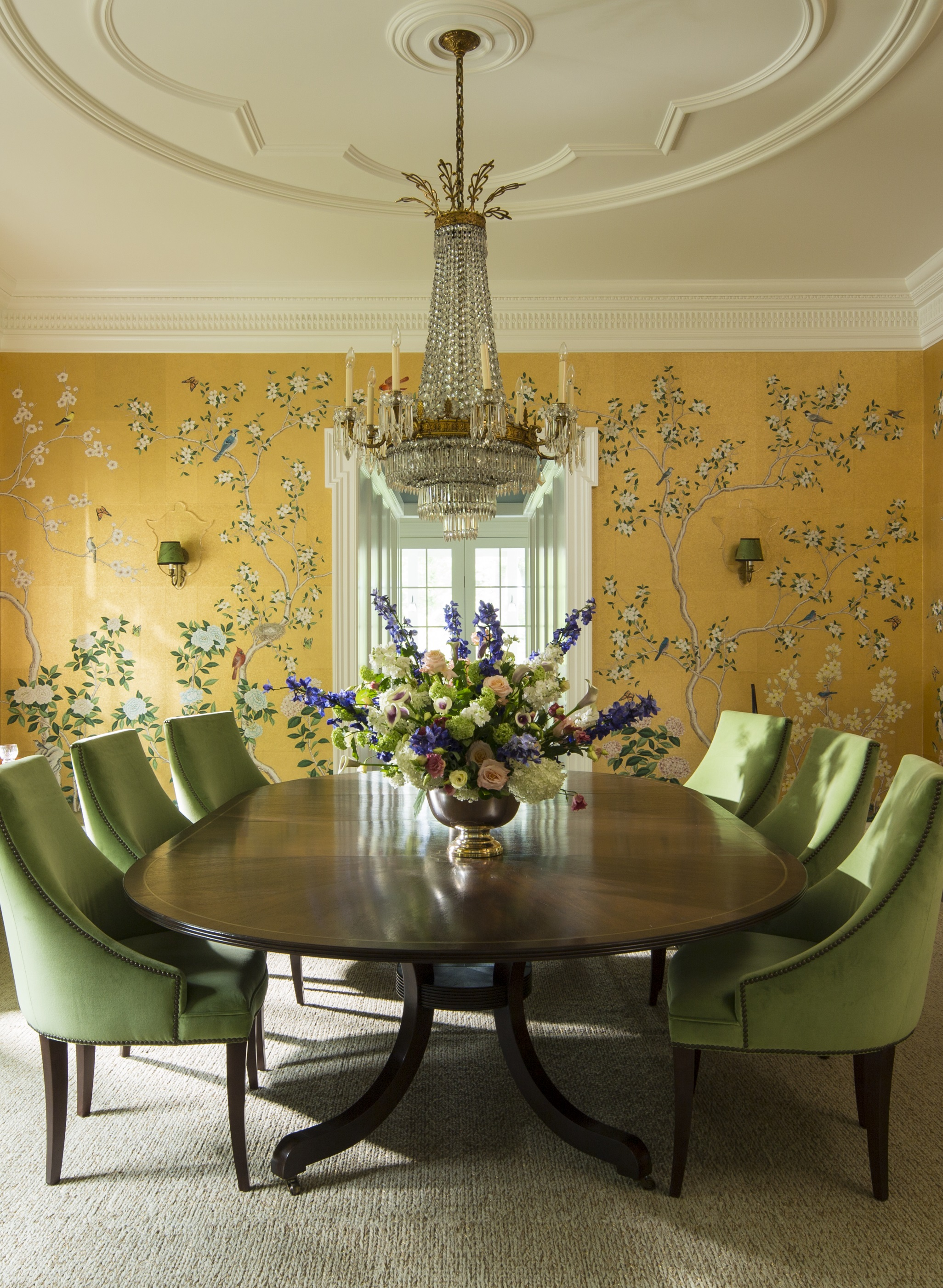 Wallpaper Murals Used To Be A Major Splurge But New Tech Is