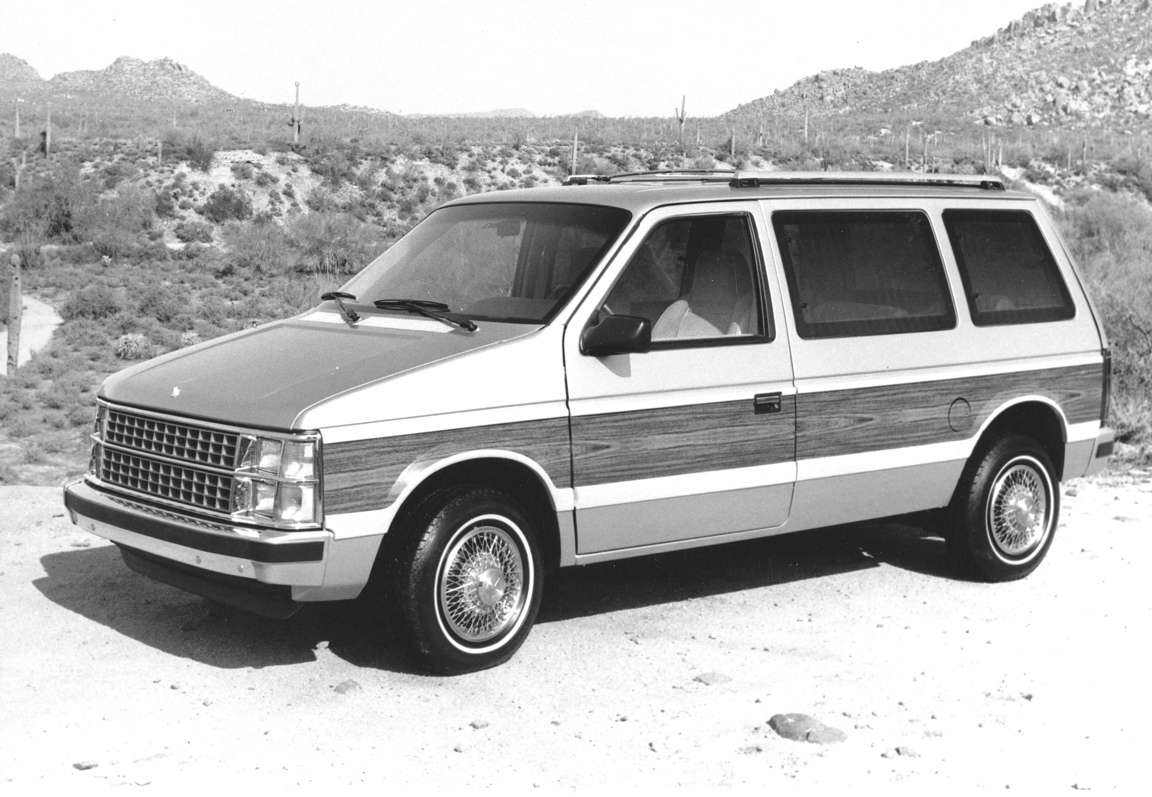 Minivans are the future of transportation — just don't call them