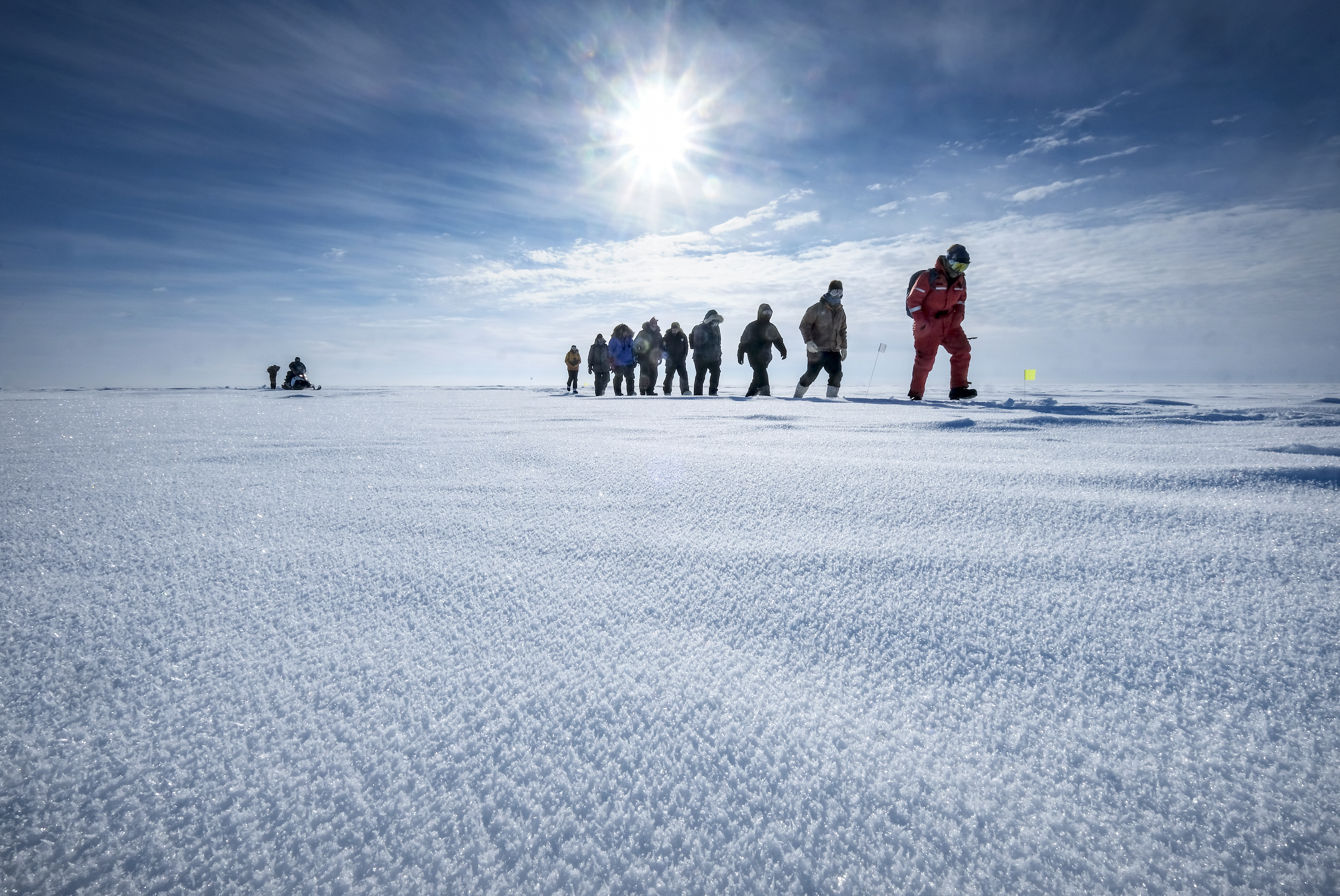 The biggest Arctic expedition in history is launching for the North Pole - Washington Post