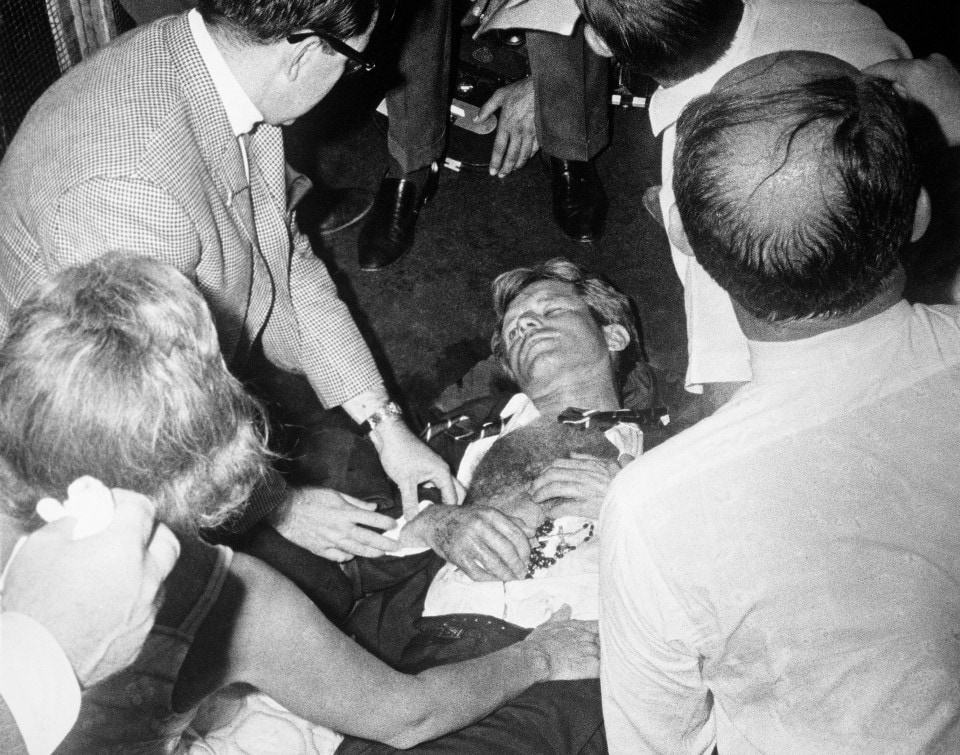 Who Killed Bobby Kennedy His Son Rfk Jr Doesn T Believe It Was Sirhan Sirhan The Washington Post