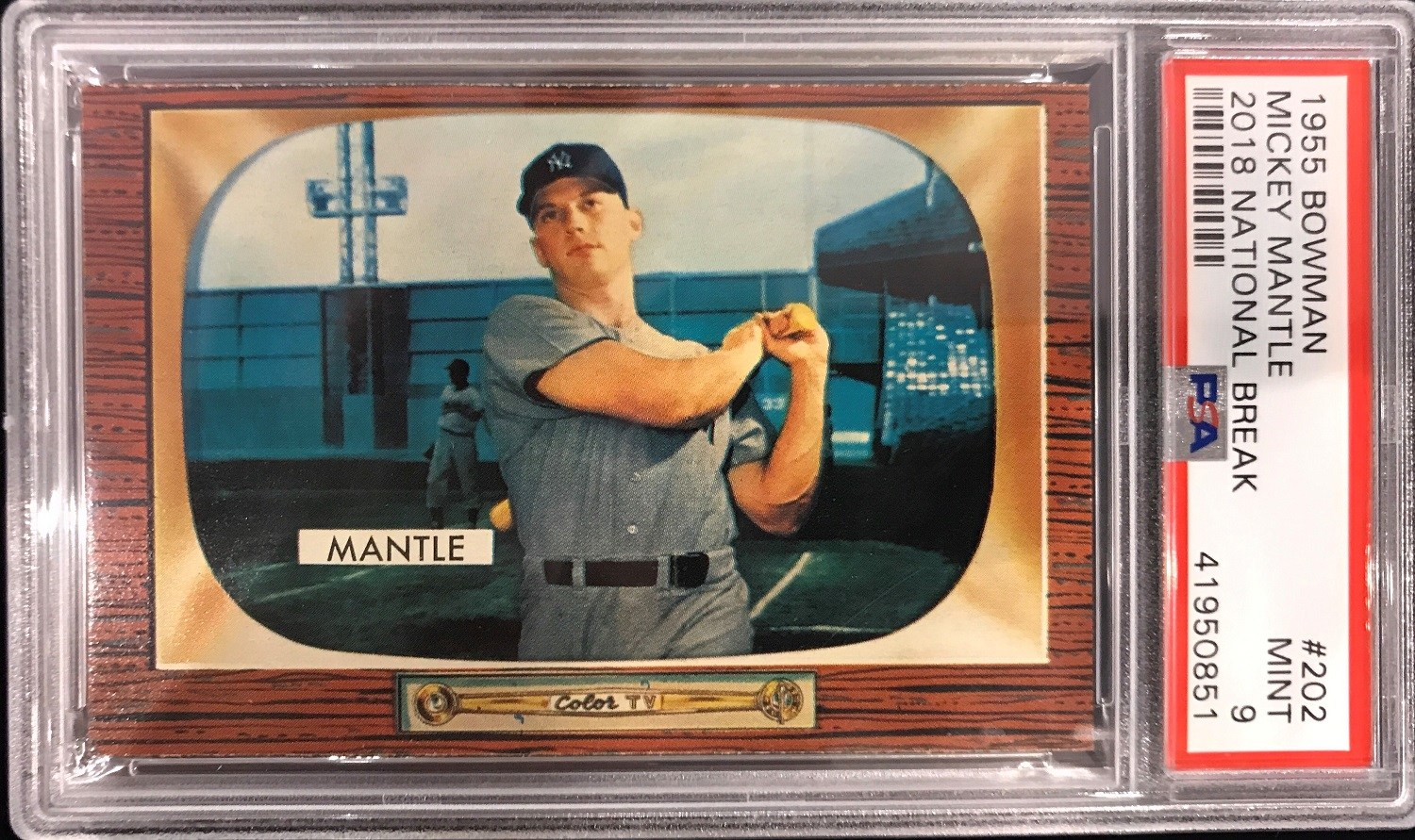 Maryland Collector Snags Mickey Mantle Baseball Card Worth At Least