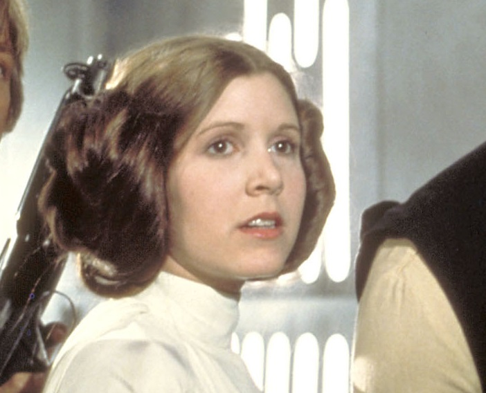 How Princess Leia Became An Unofficial Symbol For The Women S