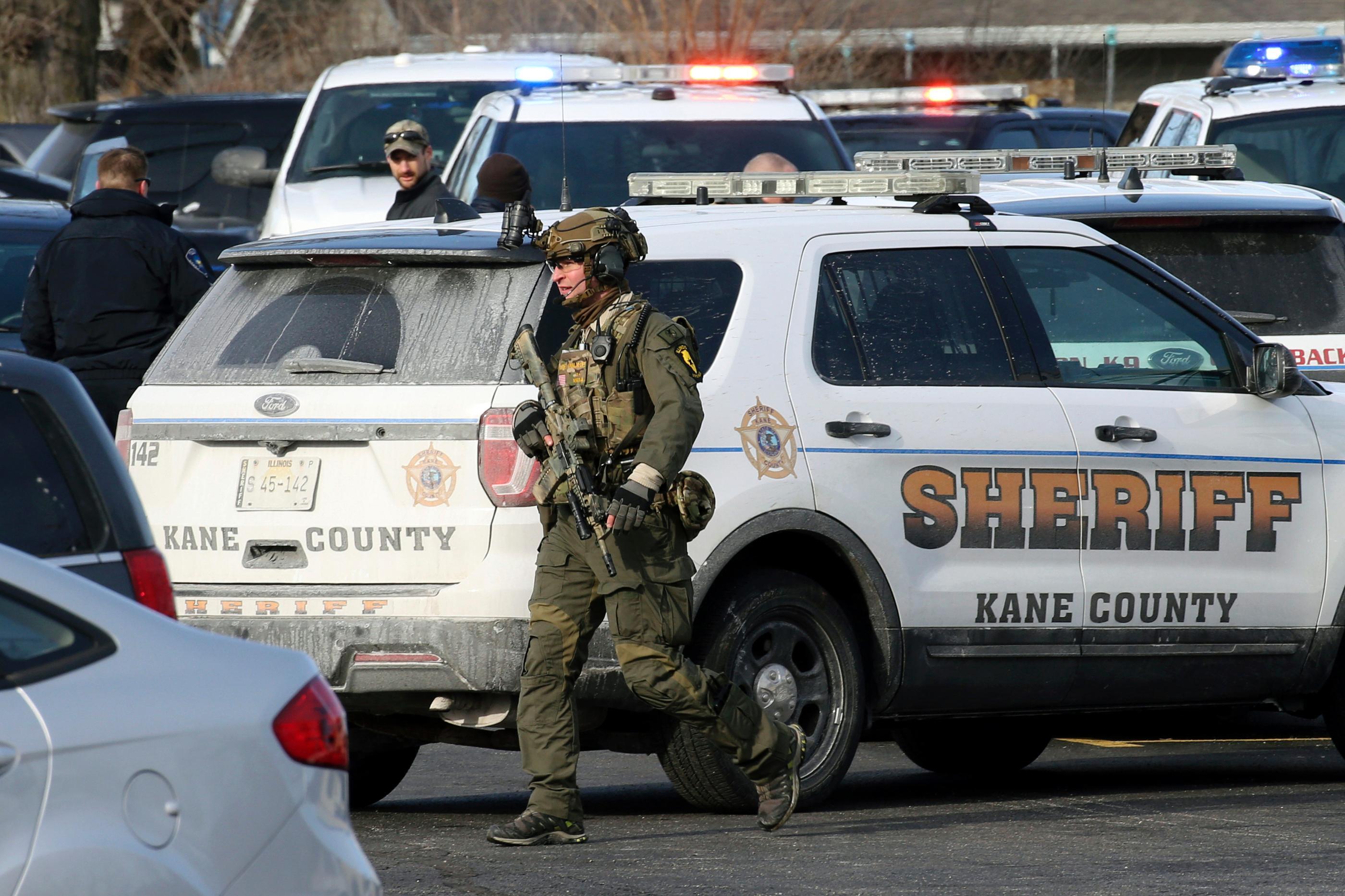 Aurora shooting: Gary Martin opened fire inside Henry Pratt Co
