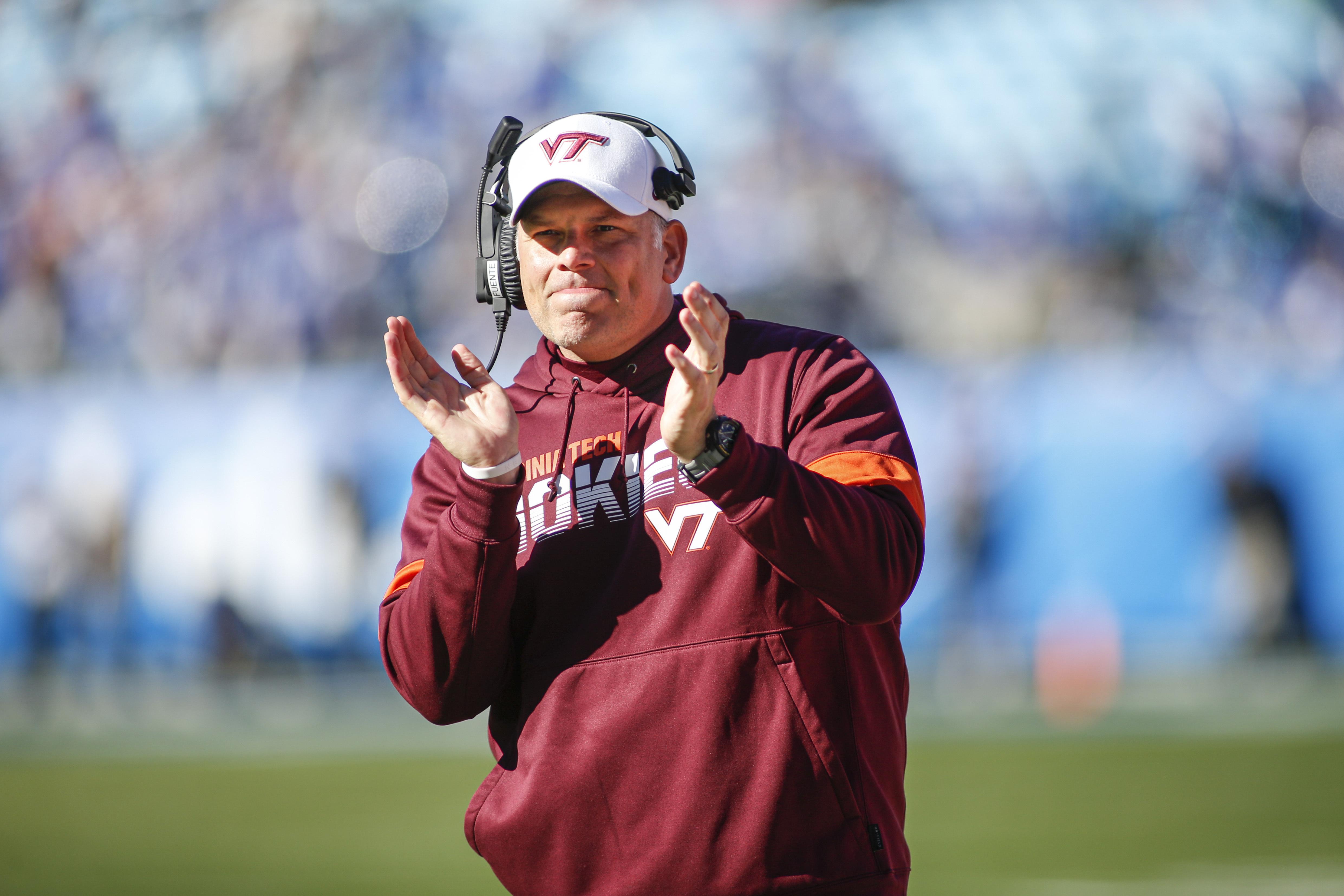 Virginia Tech Football Sees Increase In Coronavirus Cases The Washington Post