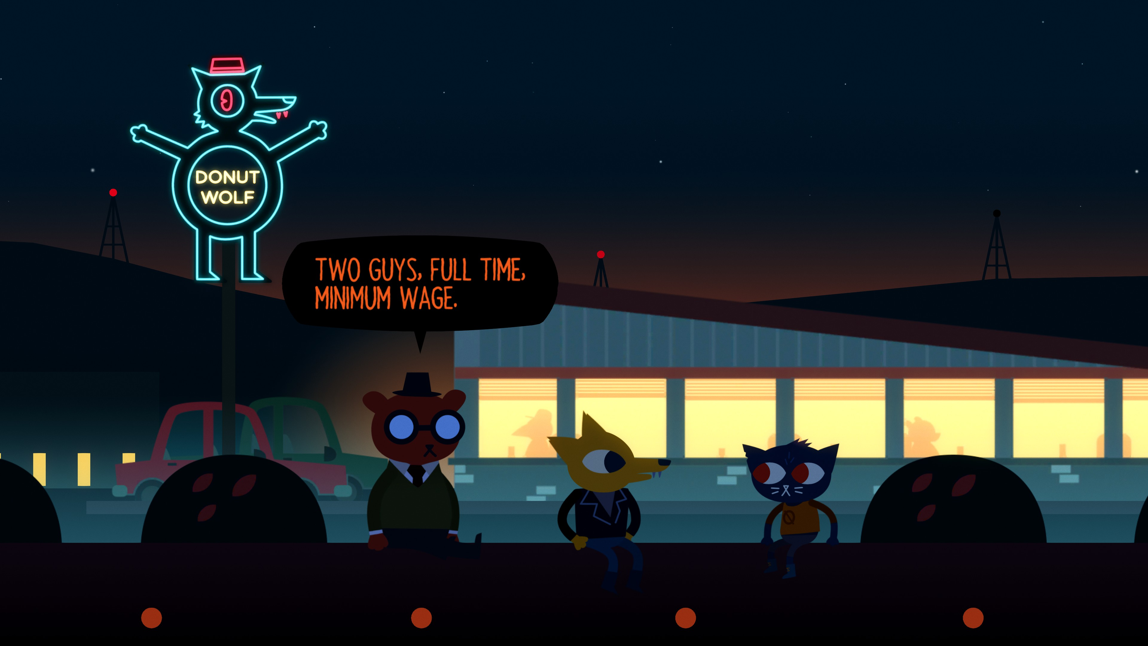 Night In The Woods Is Great And A Lesson For All Game Creators