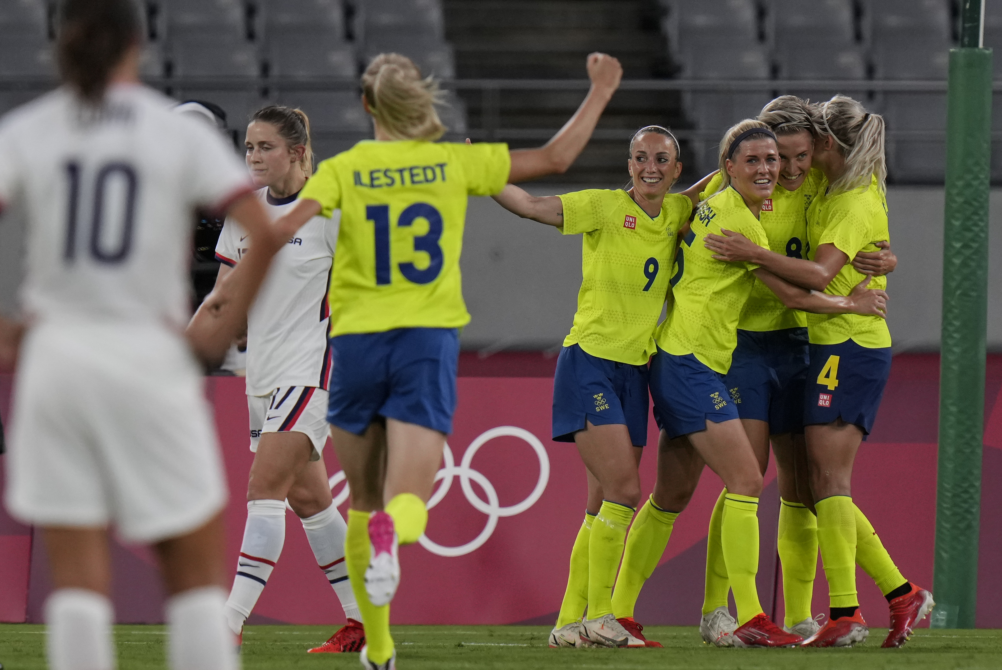 Maybe you would like to learn more about one of these? More Athletes Out Due To Covid Uswnt Loses Opener The Washington Post