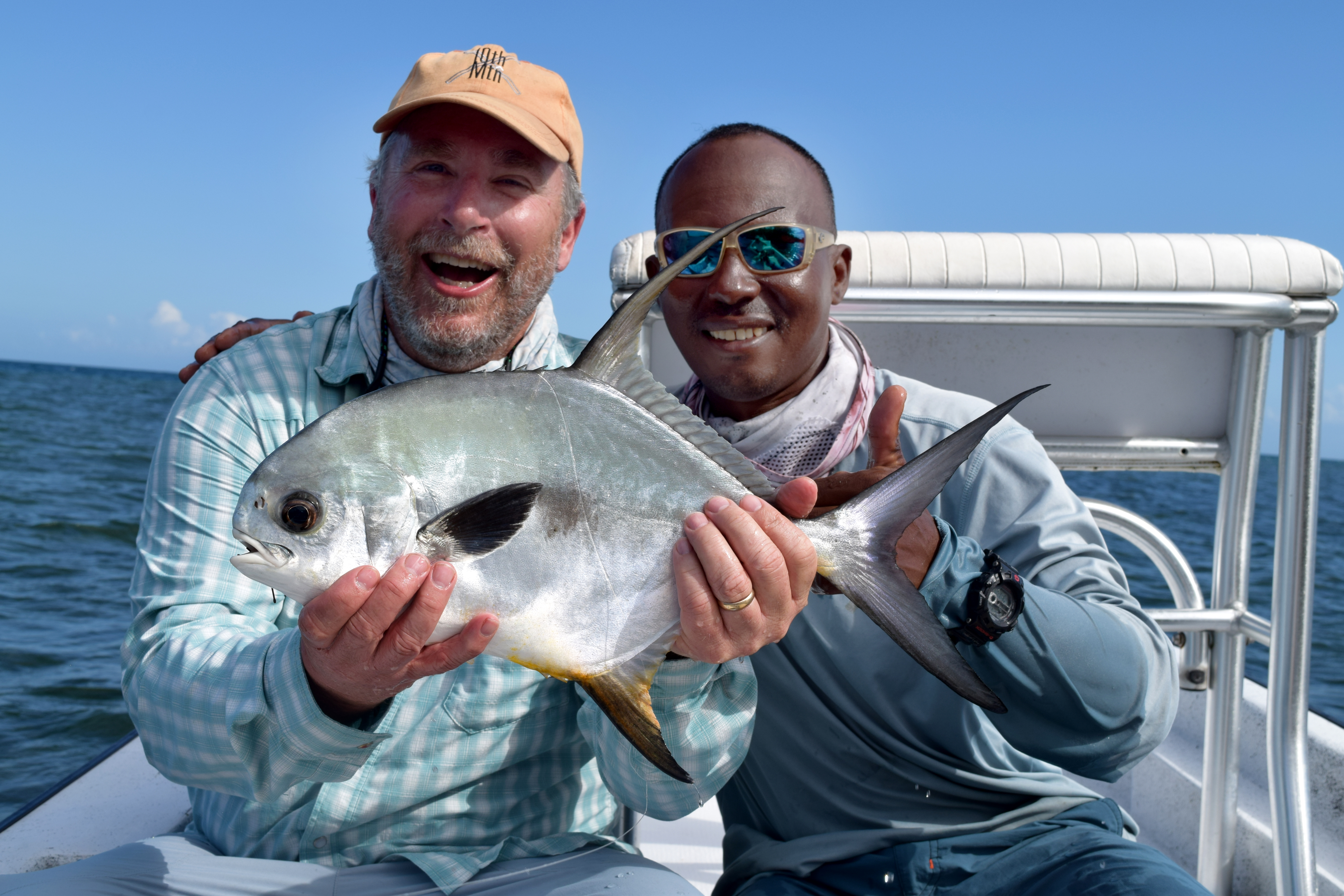 Why is a small village in Belize a hot spot for anglers
