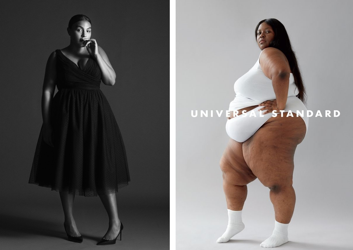 What Kind Of Message Is Fashion Trying To Send Plus-size