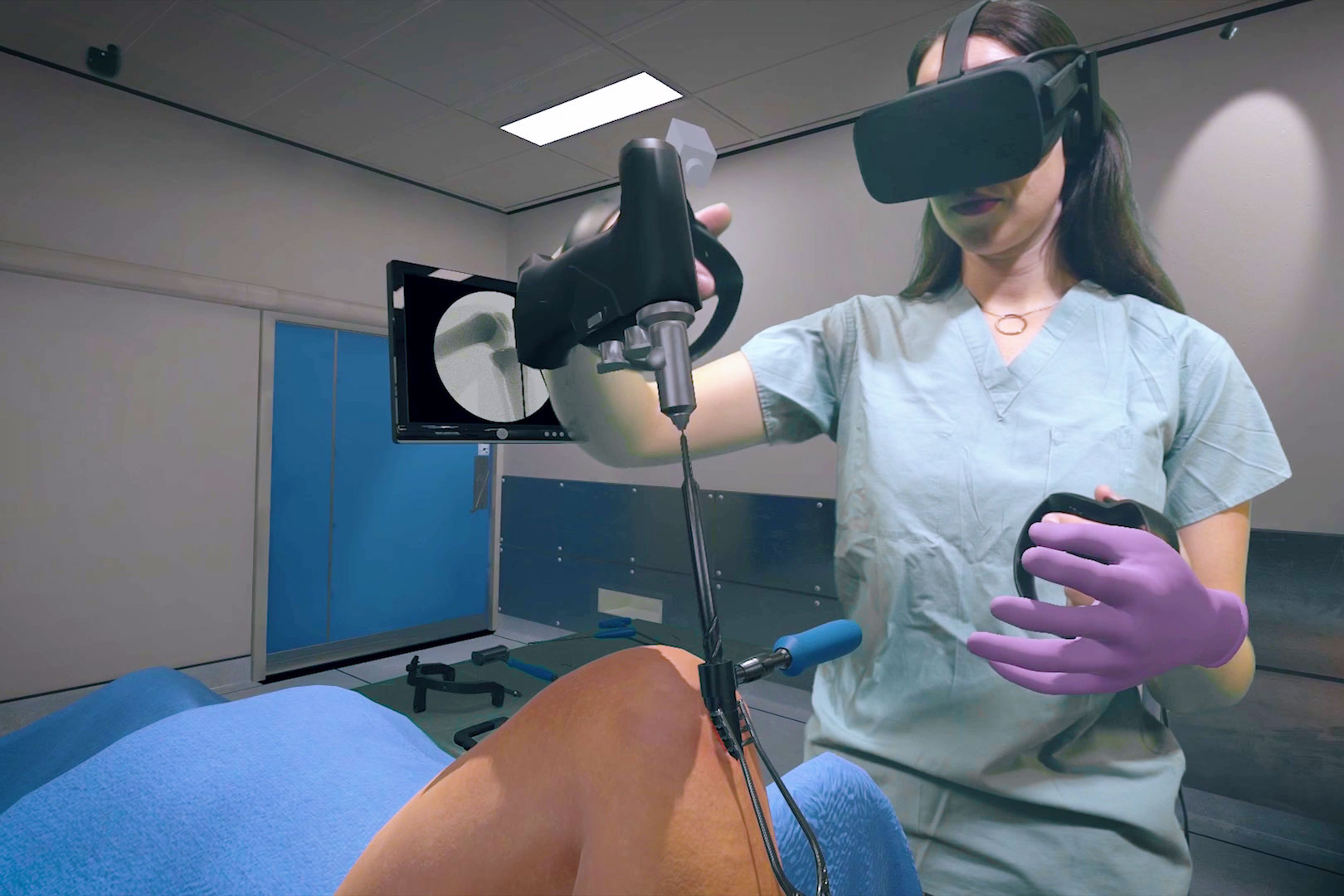 Video Games For Doctors Are A Growing Med Tech Trend That Helps Save Lives The Washington Post