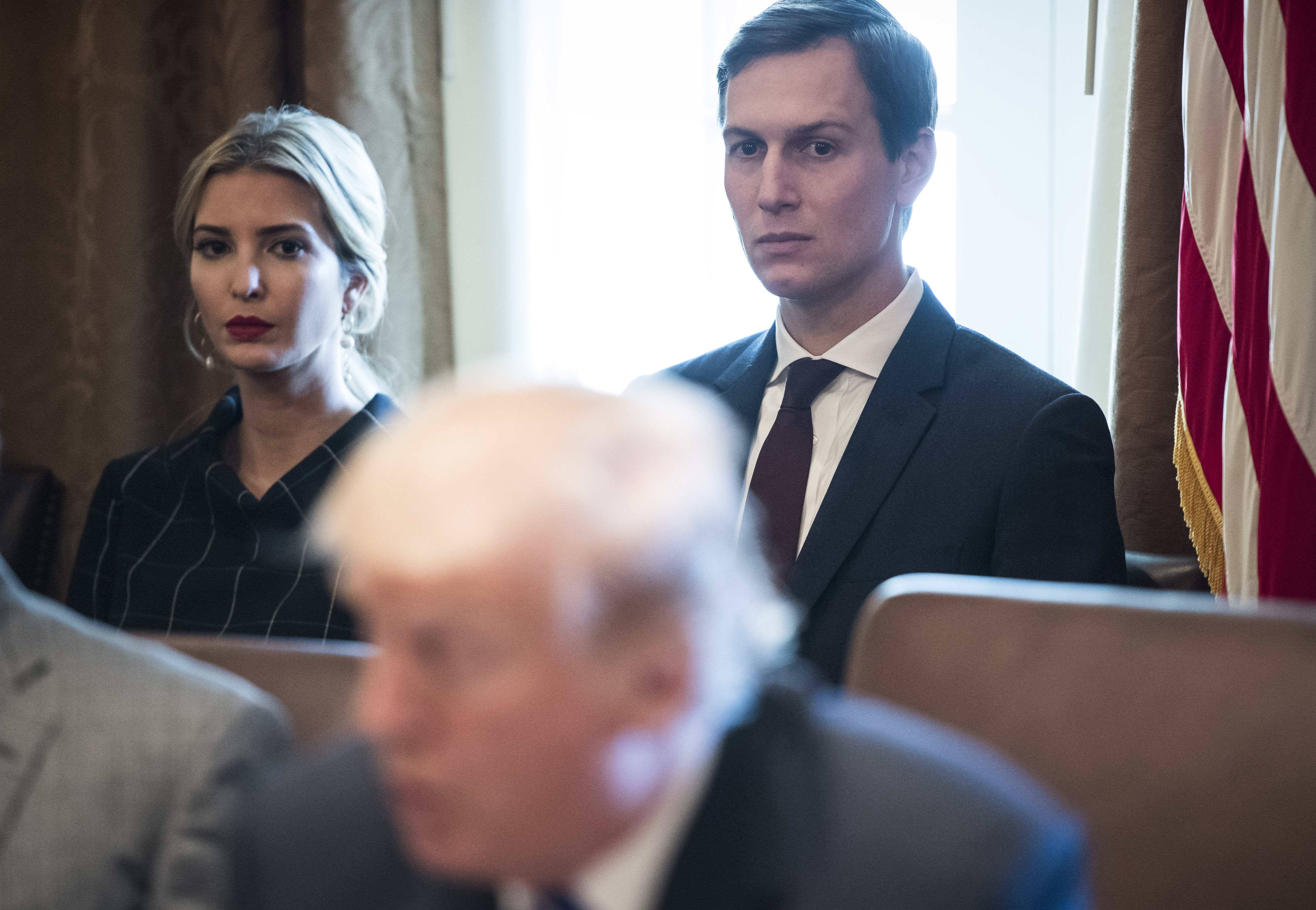 The Cybersecurity 202: Kushner's WhatsApp habit raises security concerns