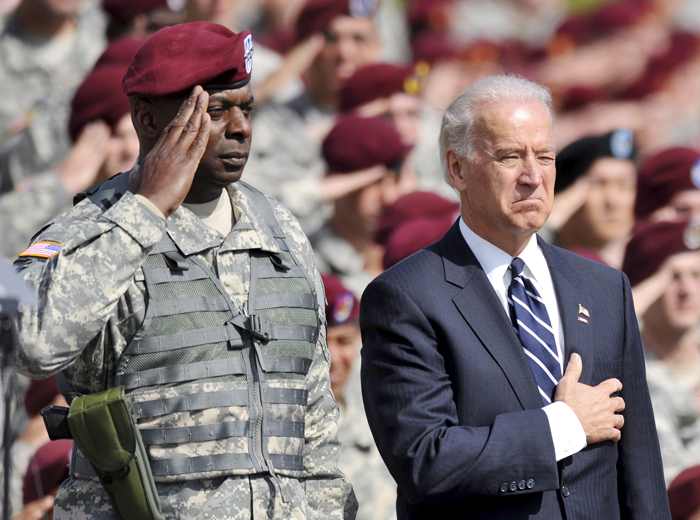 Why Biden S Pick For Defense Secretary Faces Criticism From Democrats The Washington Post