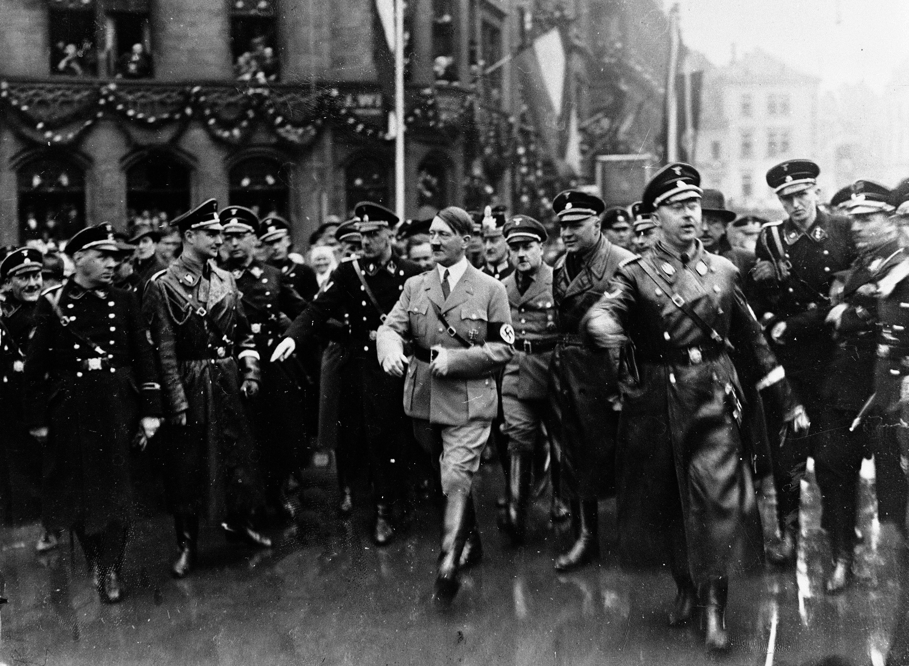 hitlers rise to power notes
