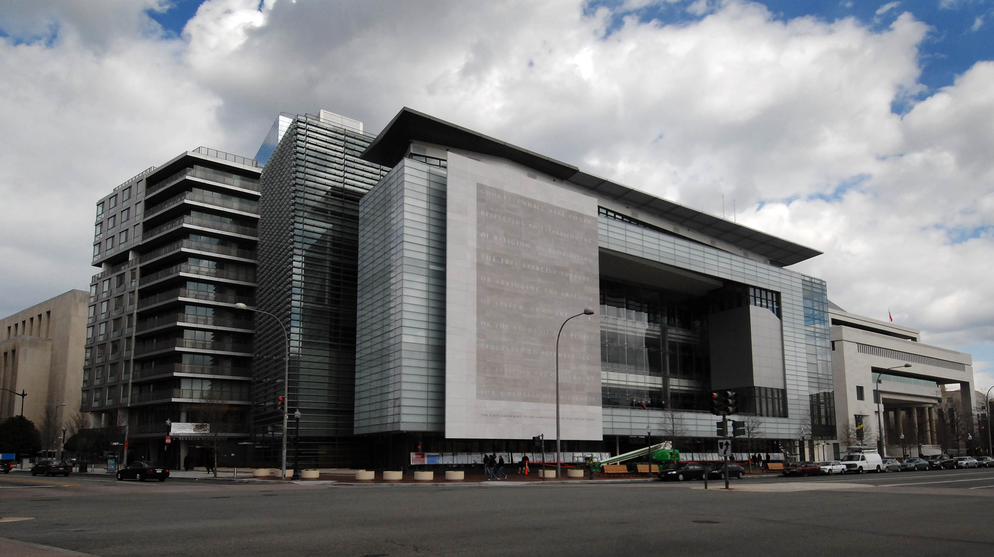 Johns Hopkins to buy Newseum building in D C  as journalism