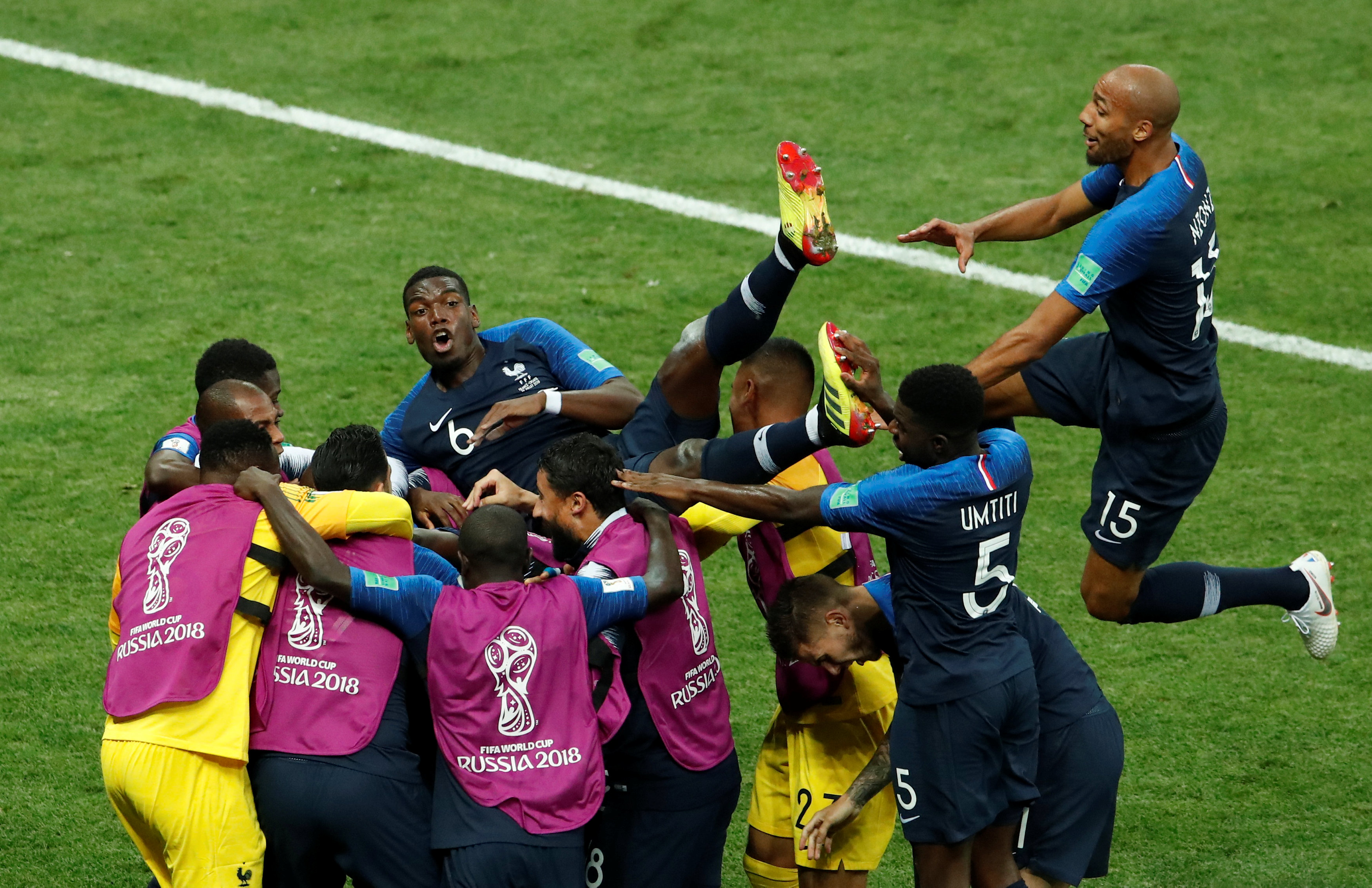 World Cup final 2018: France vs  Croatia score and analysis - The